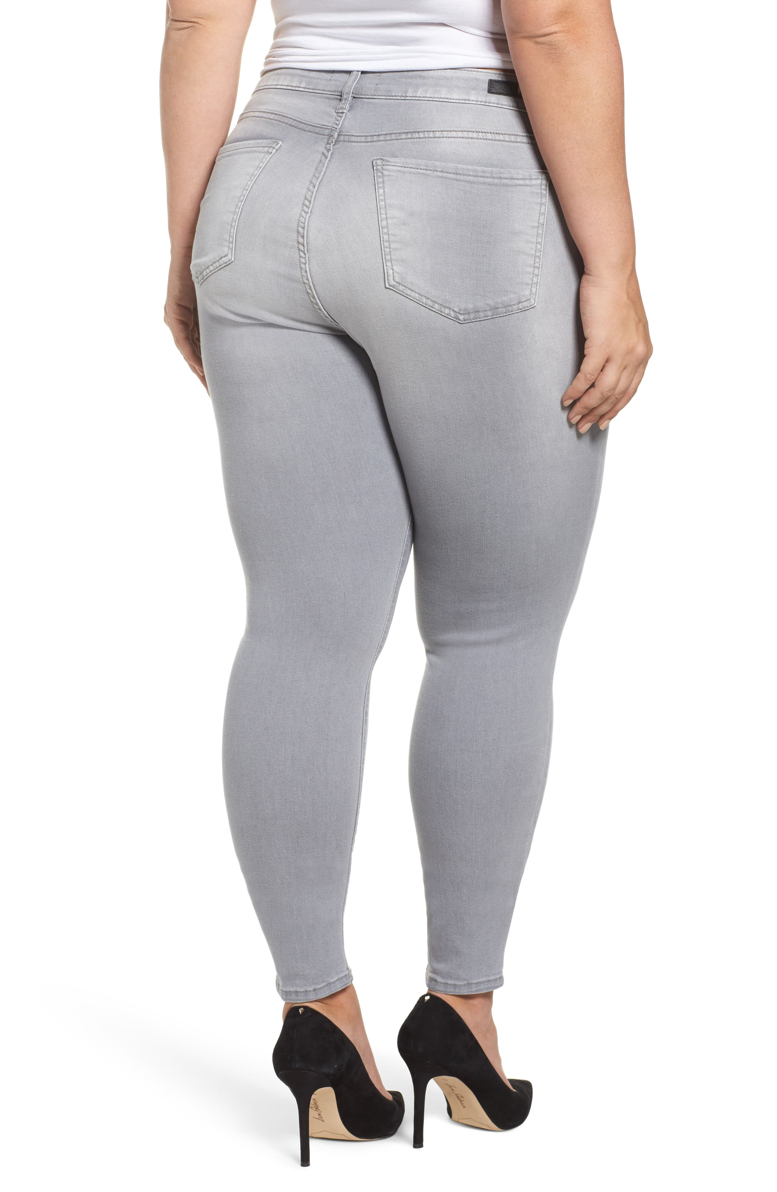 Mia Skinny Jeans,                             Alternate thumbnail 2, color,                             Prevailed