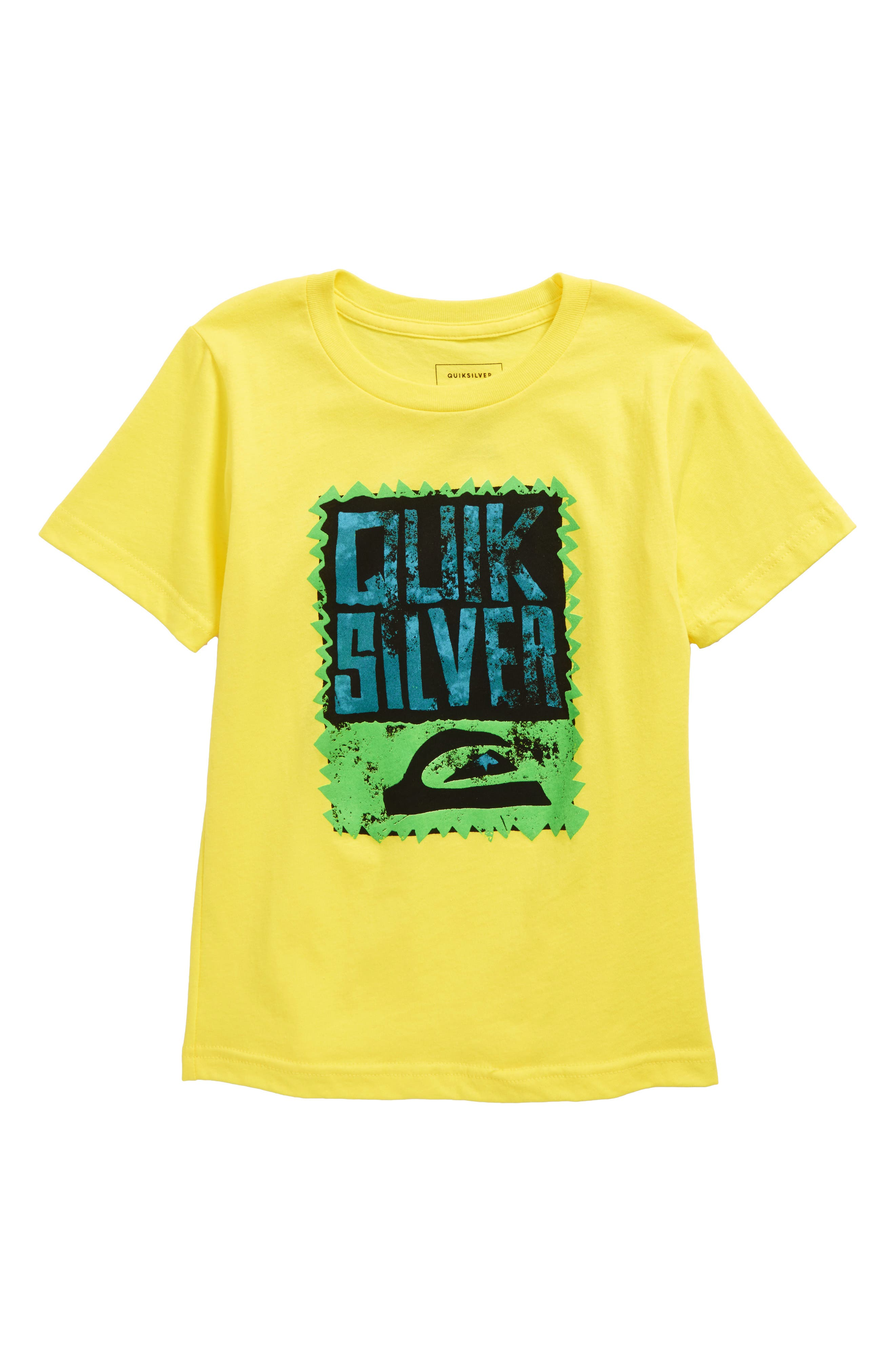 Quiksilver Awaken The Vibe Graphic T-Shirt (Toddler Boys & Little Boys)