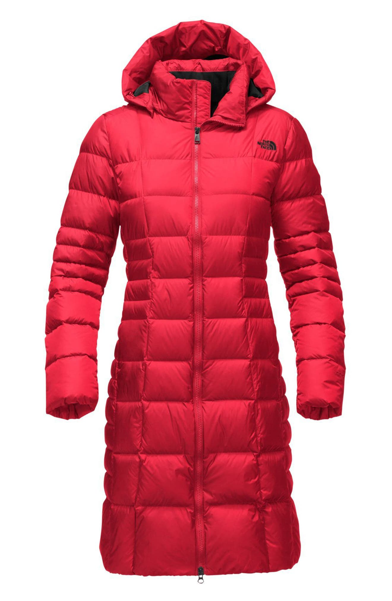 Alternate Image 1 Selected - The North Face 'Metropolis II' Hooded Water Resistant Down Parka