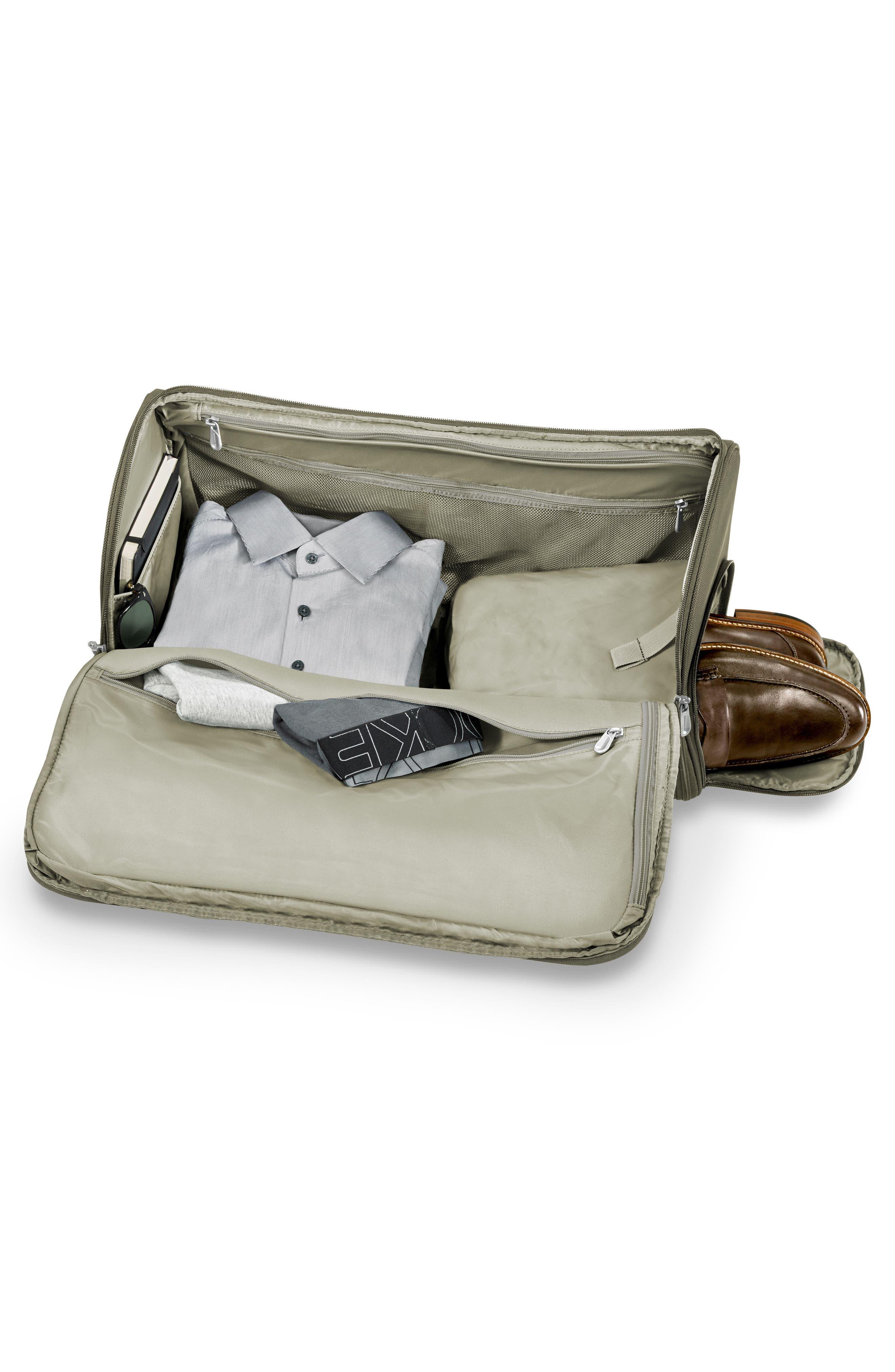 Alternate Image 4  - Briggs & Riley Baseline Suiter Duffel Bag