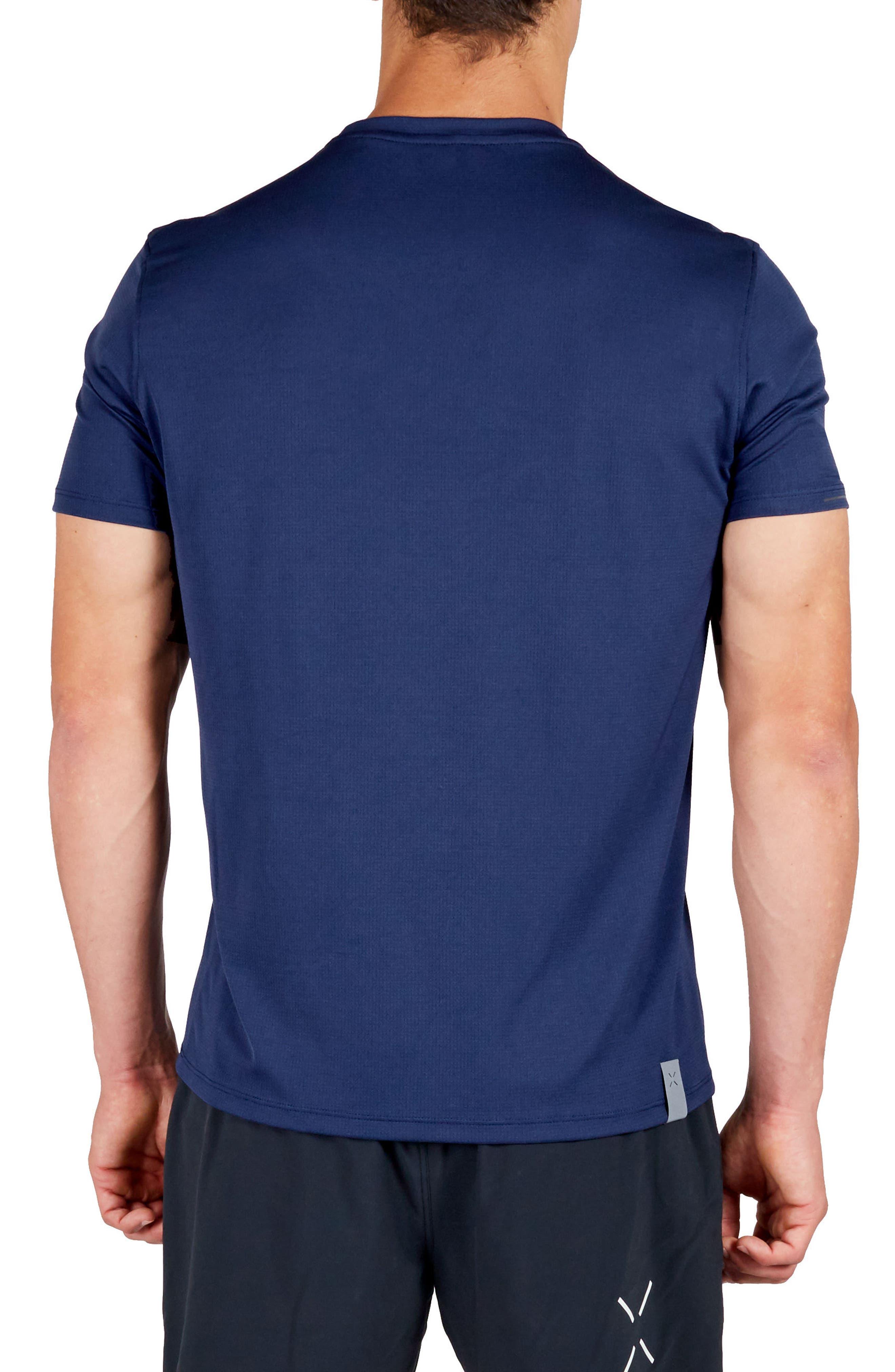 Alternate Image 2  - Ten Thousand Distance Crewneck T-Shirt