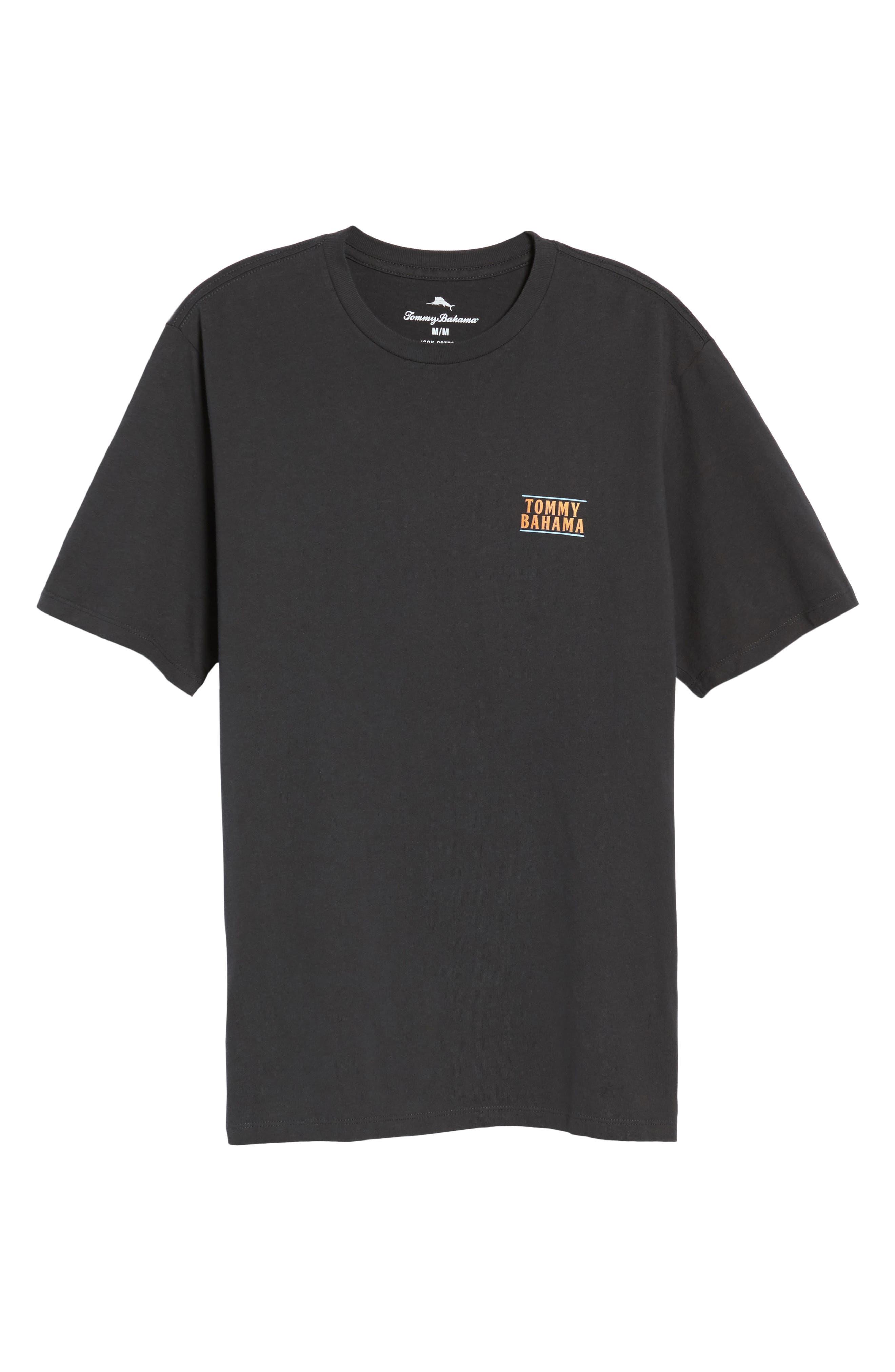Latest Posts T-Shirt,                             Alternate thumbnail 6, color,                             Coal