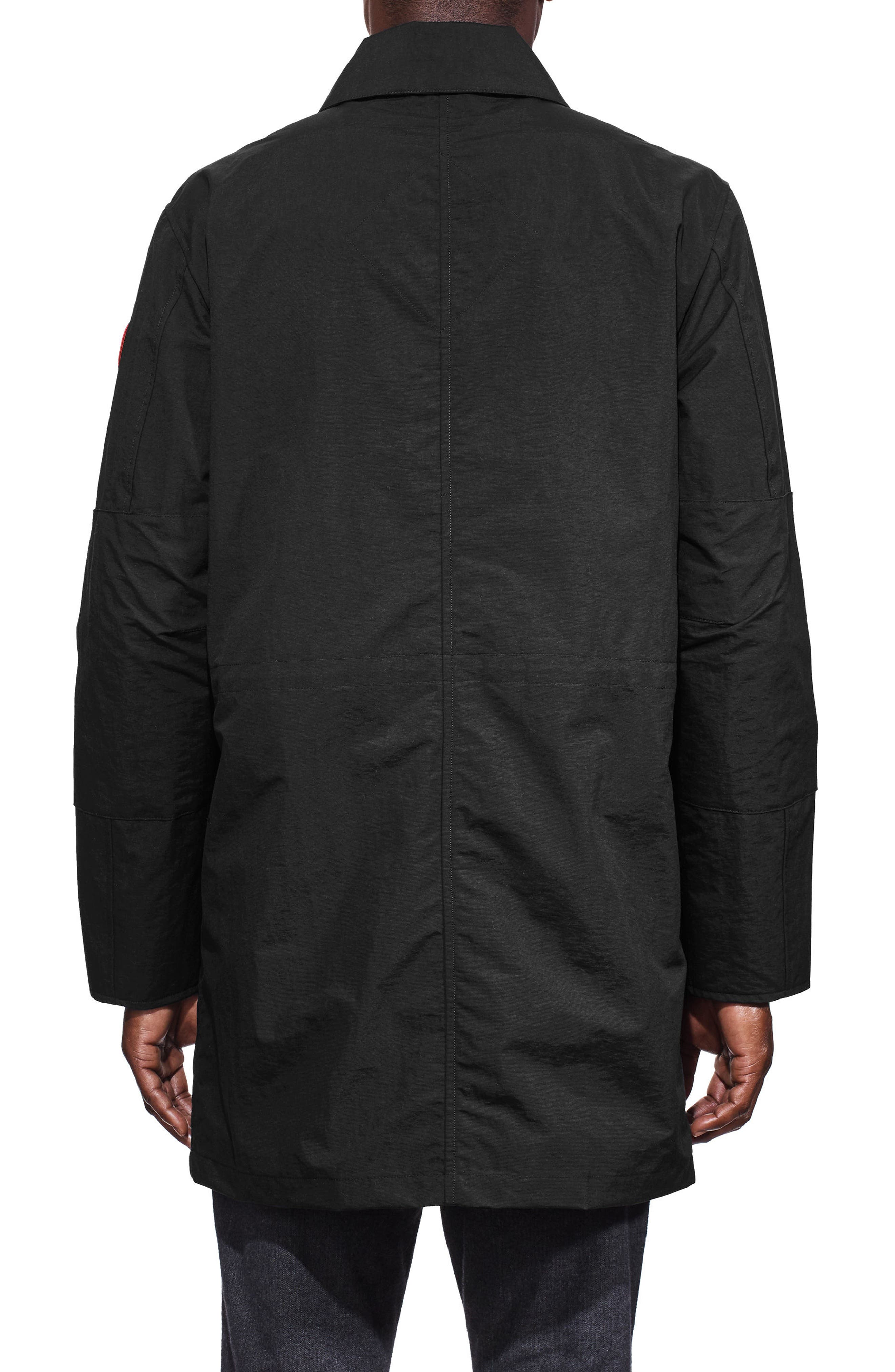 Wainwright Coat,                             Alternate thumbnail 2, color,                             Black
