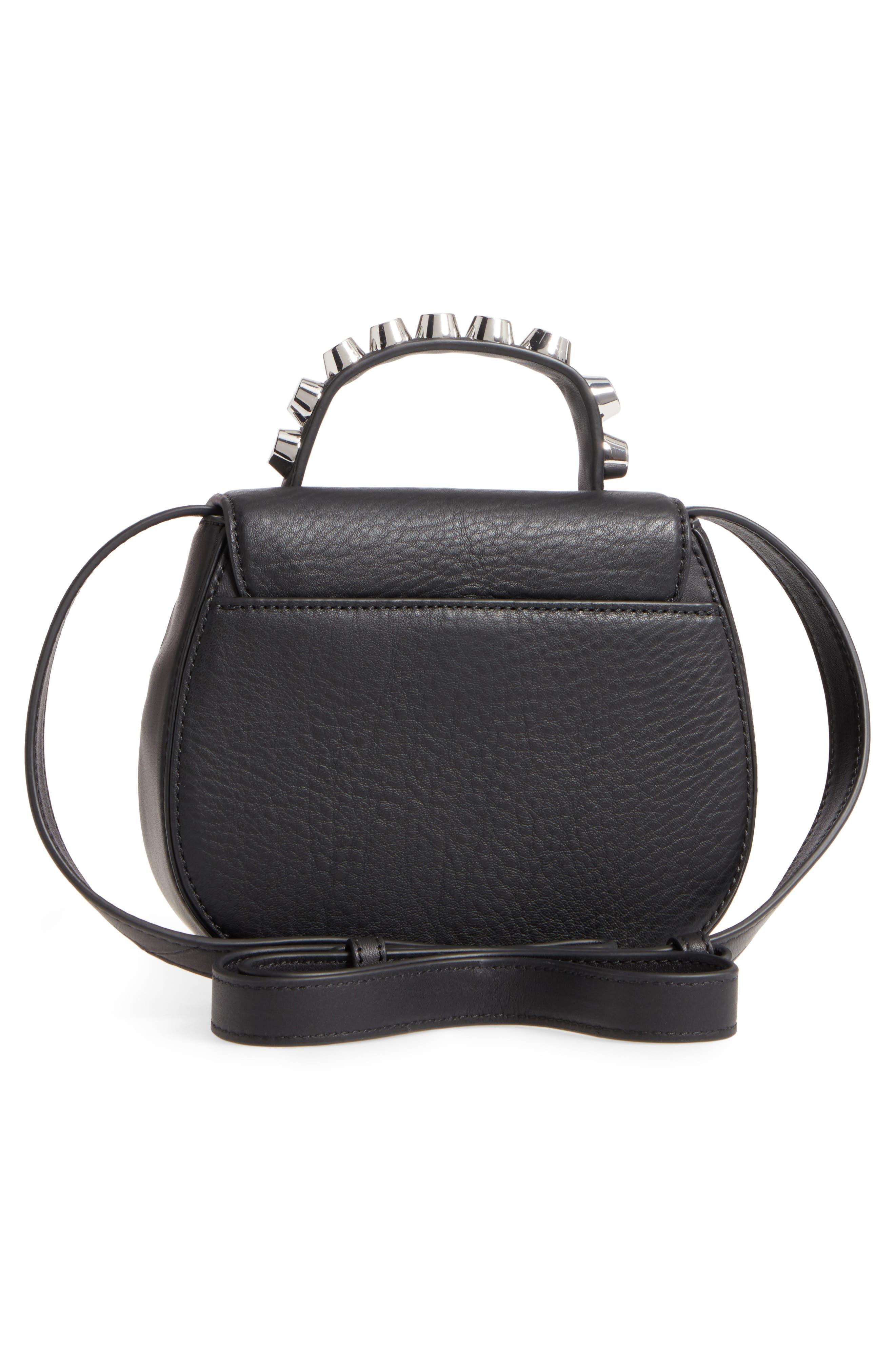 Alternate Image 3  - Mackage Wilma Studded Leather Crossbody Bag