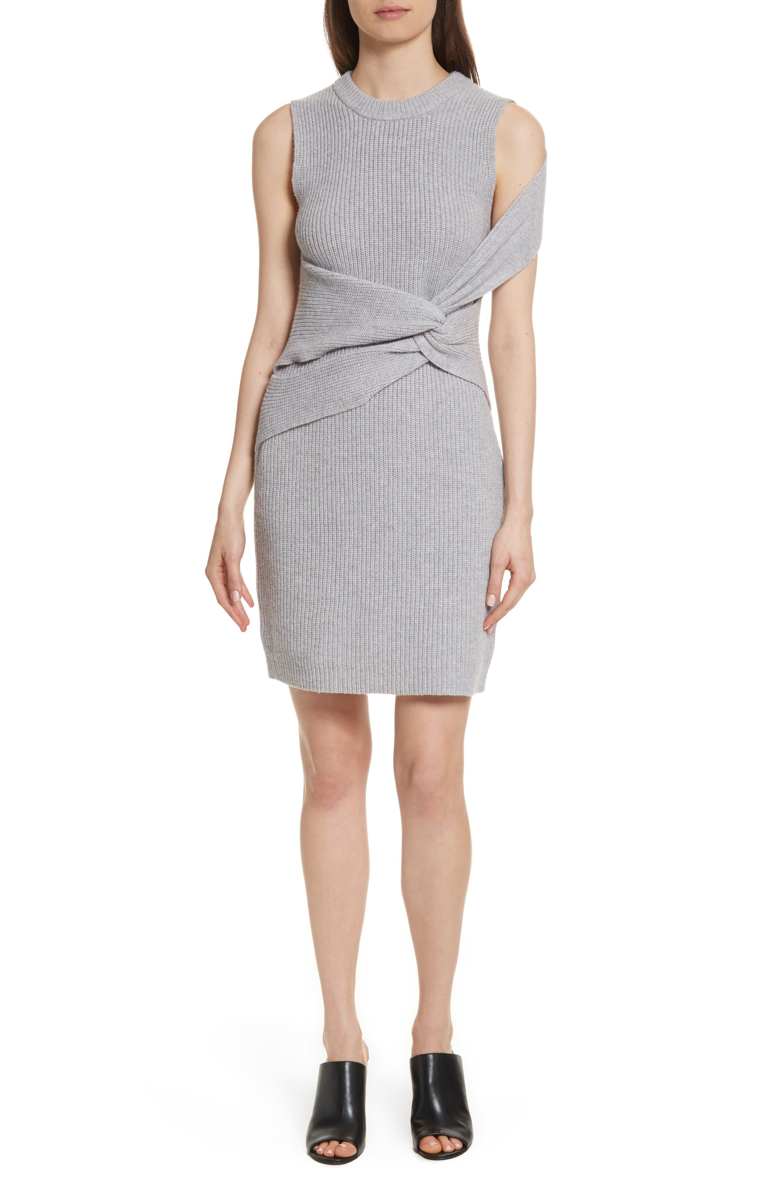3.1 Phillip Lim Twist Knit Dress