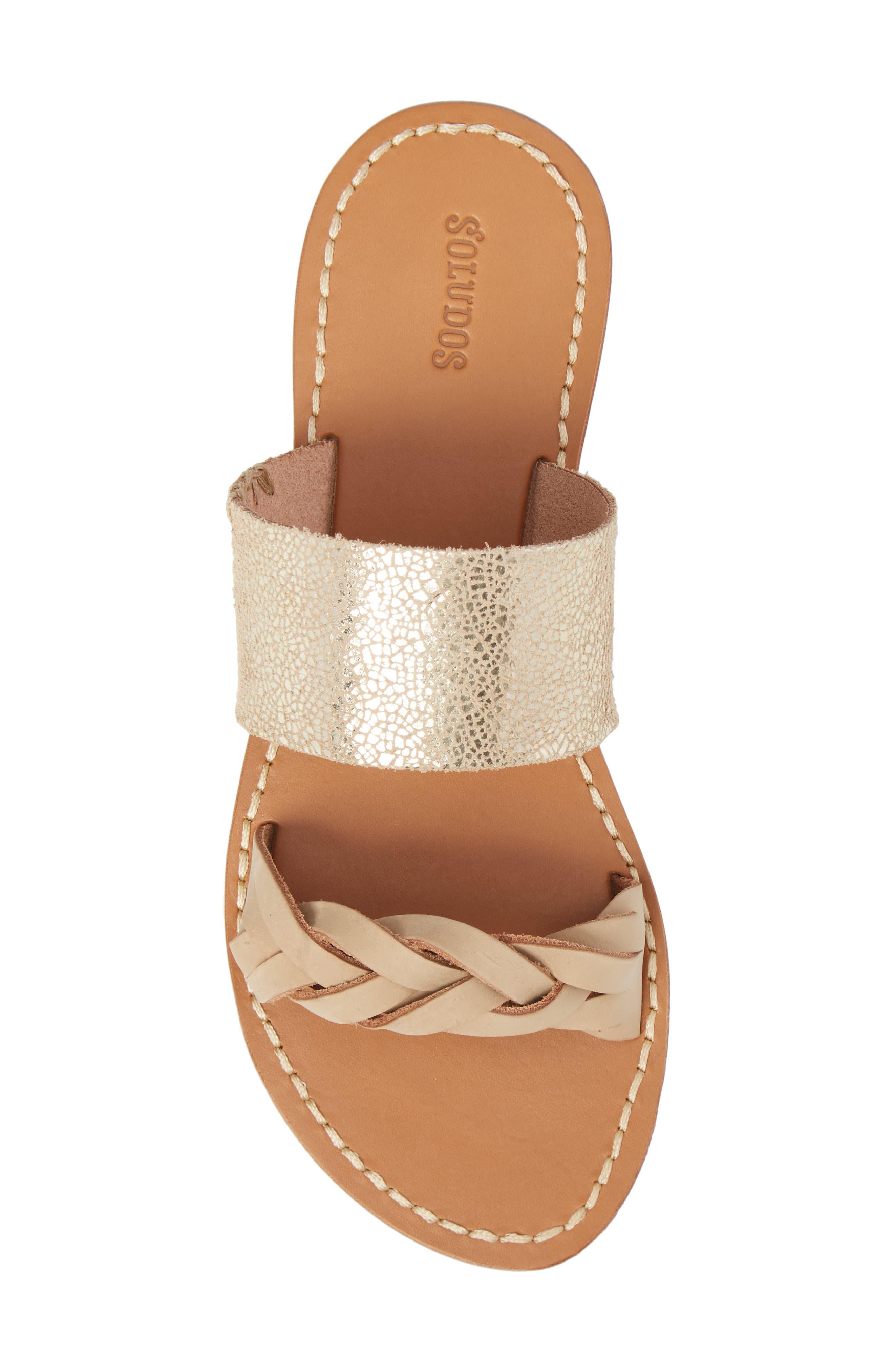Alternate Image 5  - Soludos Slide Sandal (Women)