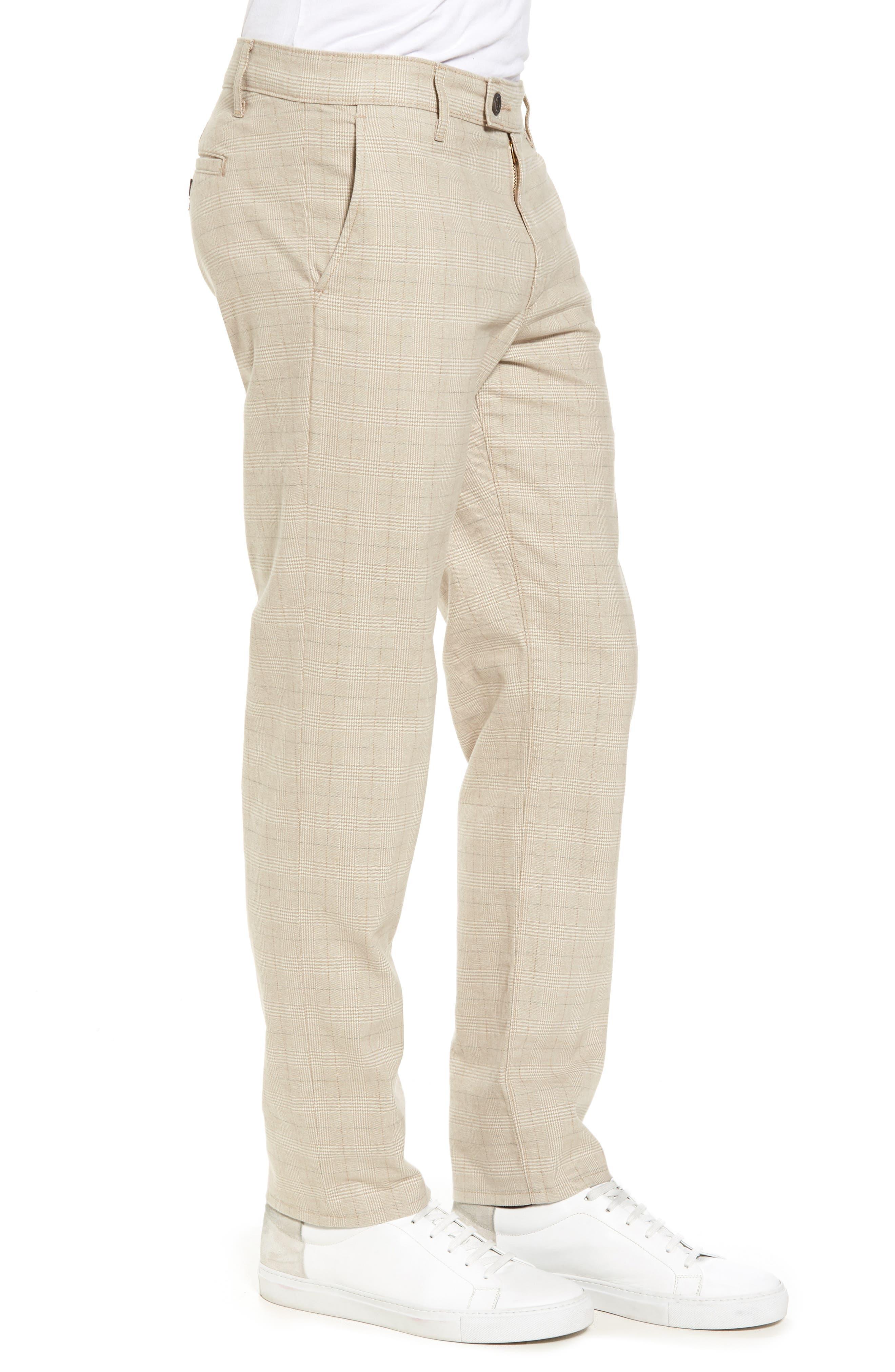 Marshall Slim Fit Pants,                             Alternate thumbnail 3, color,                             Silica Sand
