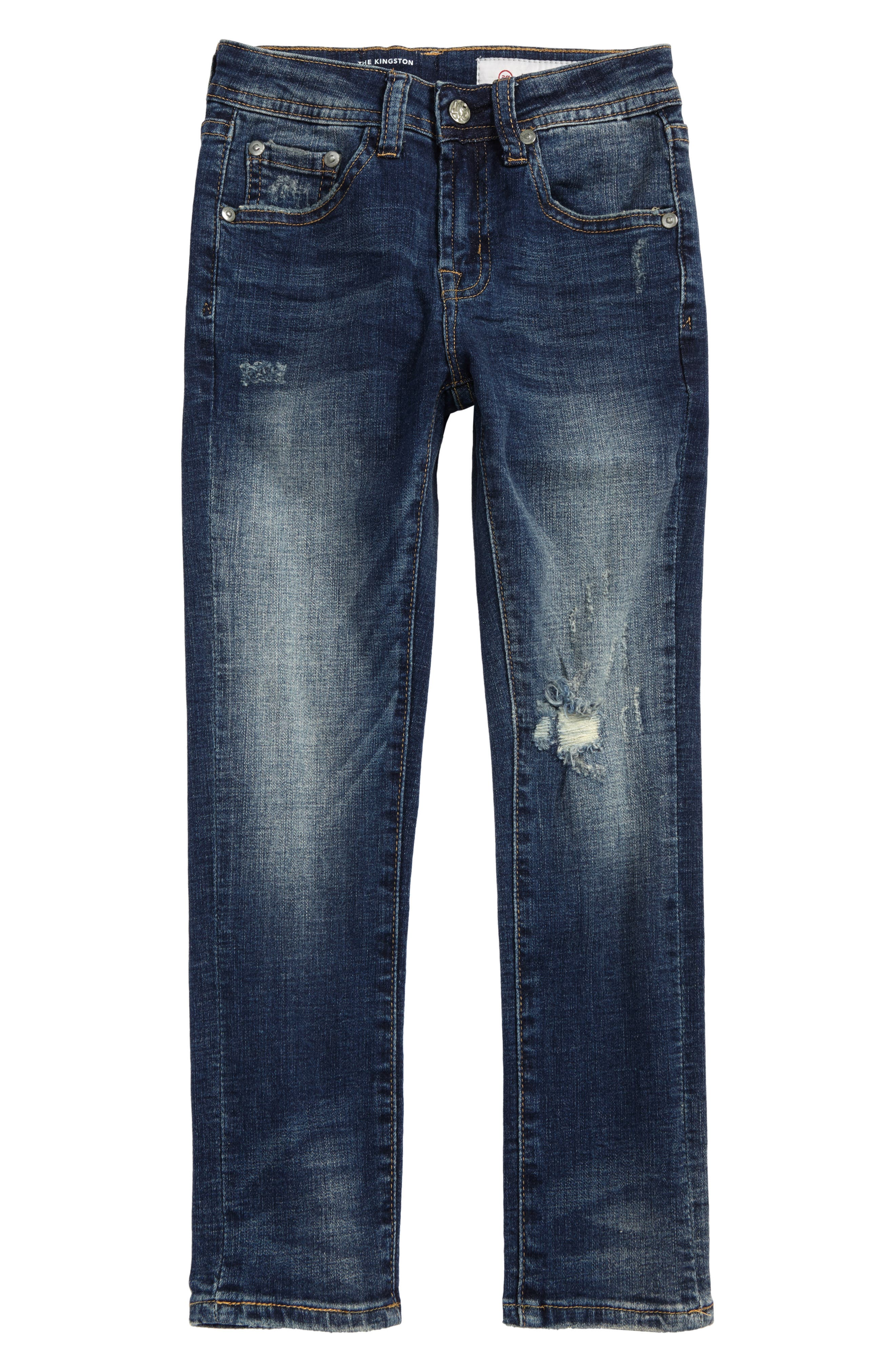 ag adriano goldschmied kids The Kingston Slim Skinny Jeans (Toddler Boys & Little Boys)