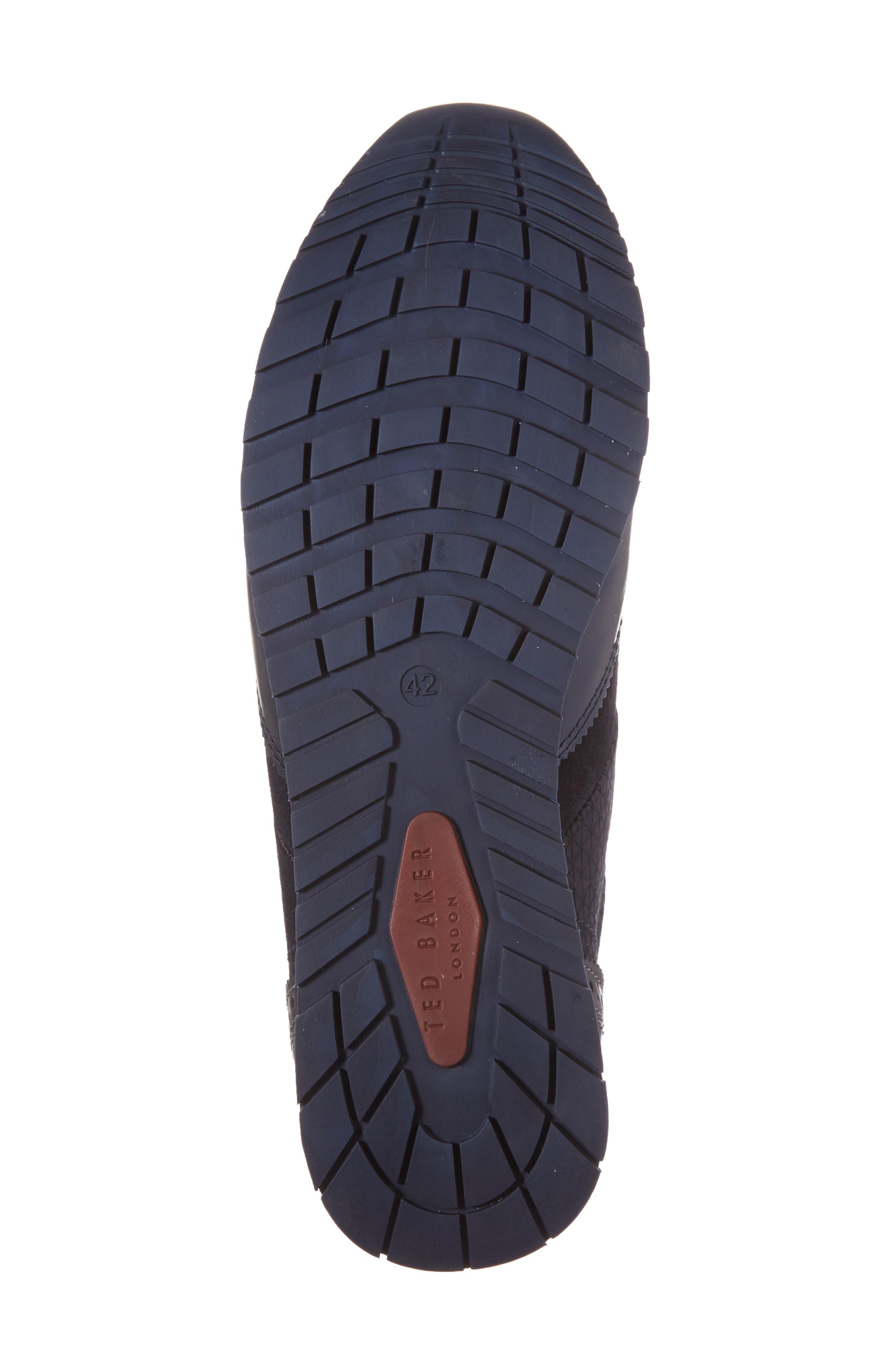 Alternate Image 6  - Ted Baker London Shindl Sneaker (Men)