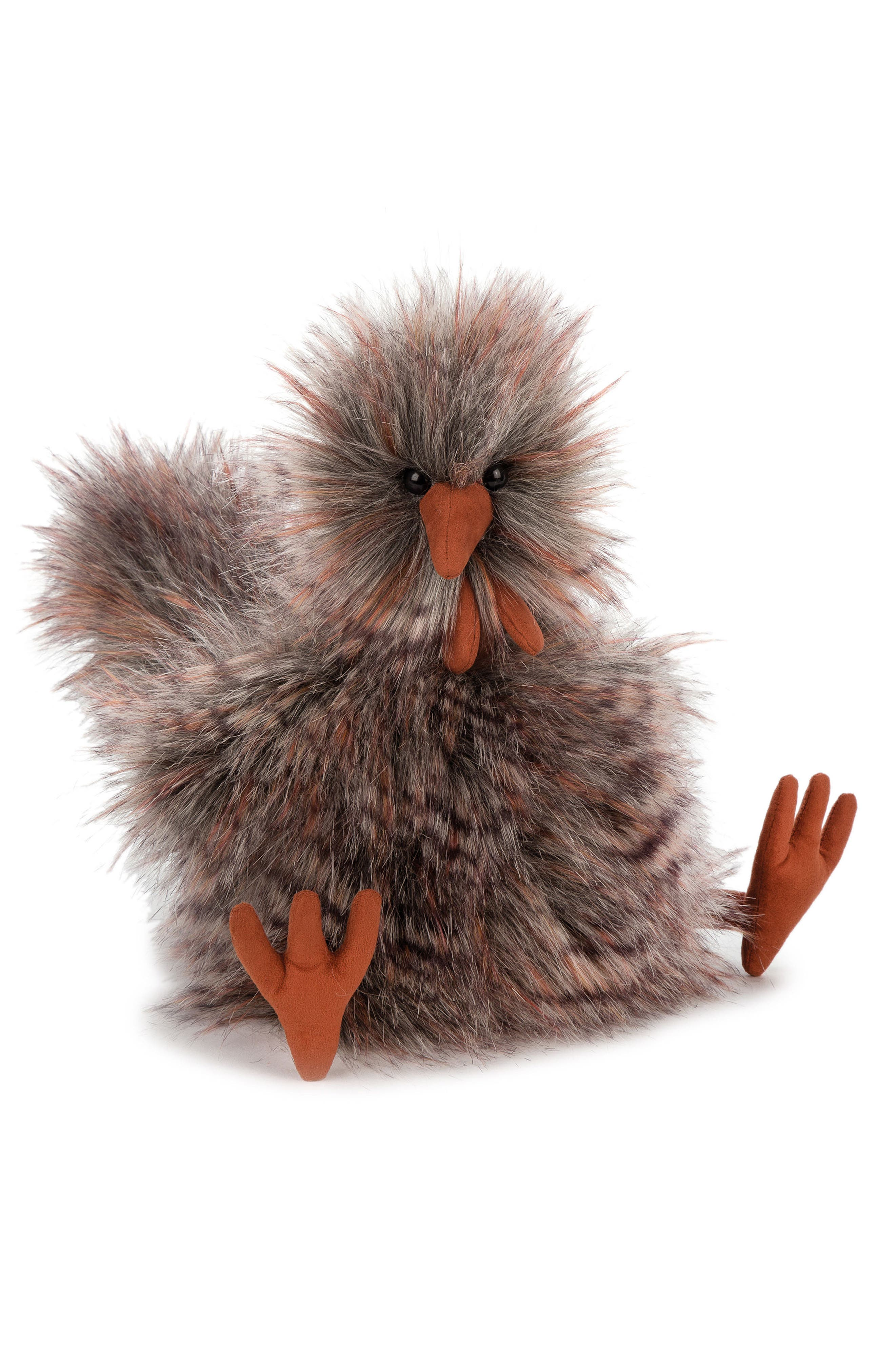 Main Image - Jellycat Mad Pets - Orpie Chicken Stuffed Animal