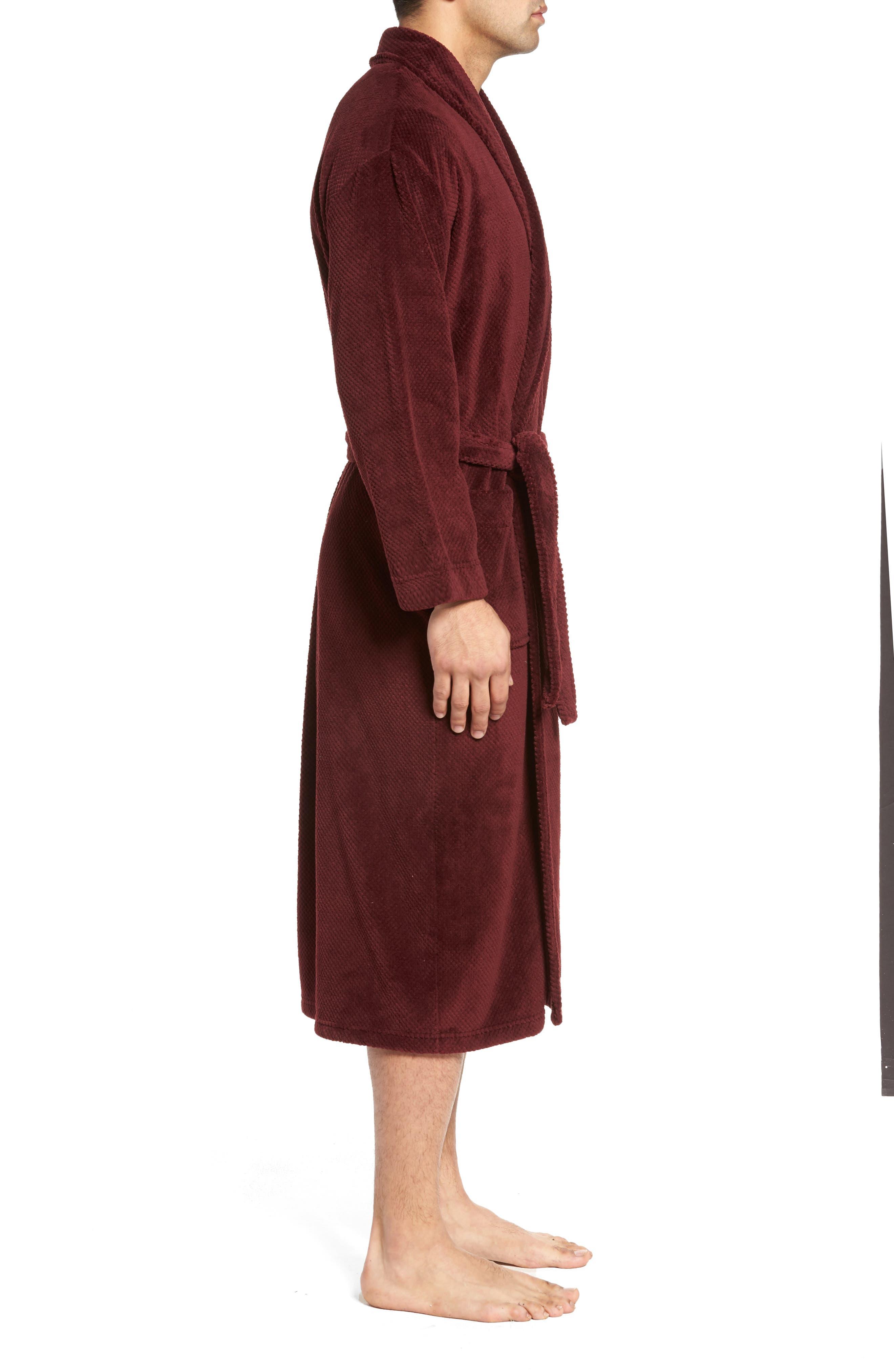 Alternate Image 3  - Majestic International Fleece Robe
