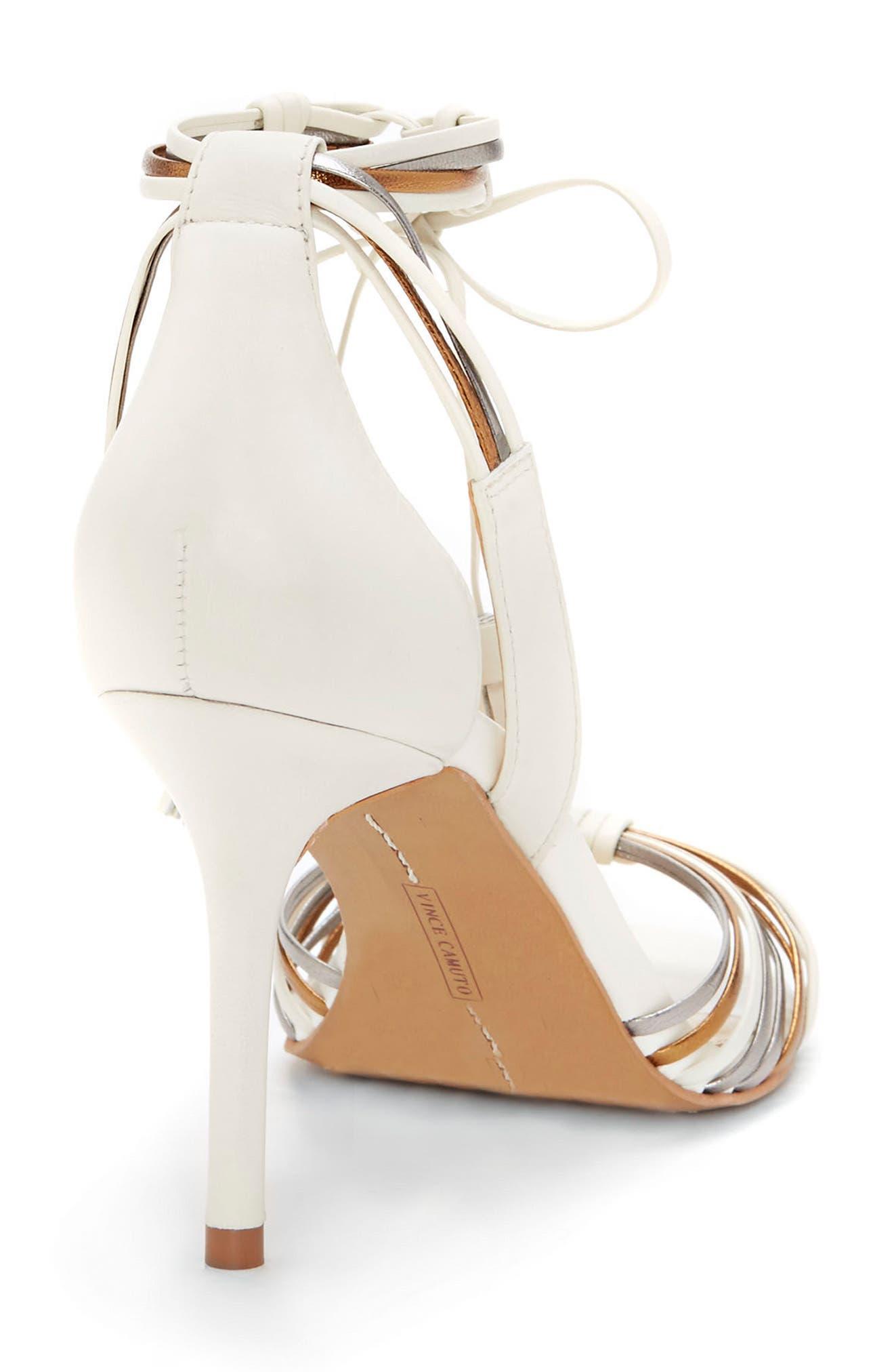 Alternate Image 2  - Vince Camuto Stellima Tassel Sandal (Women)