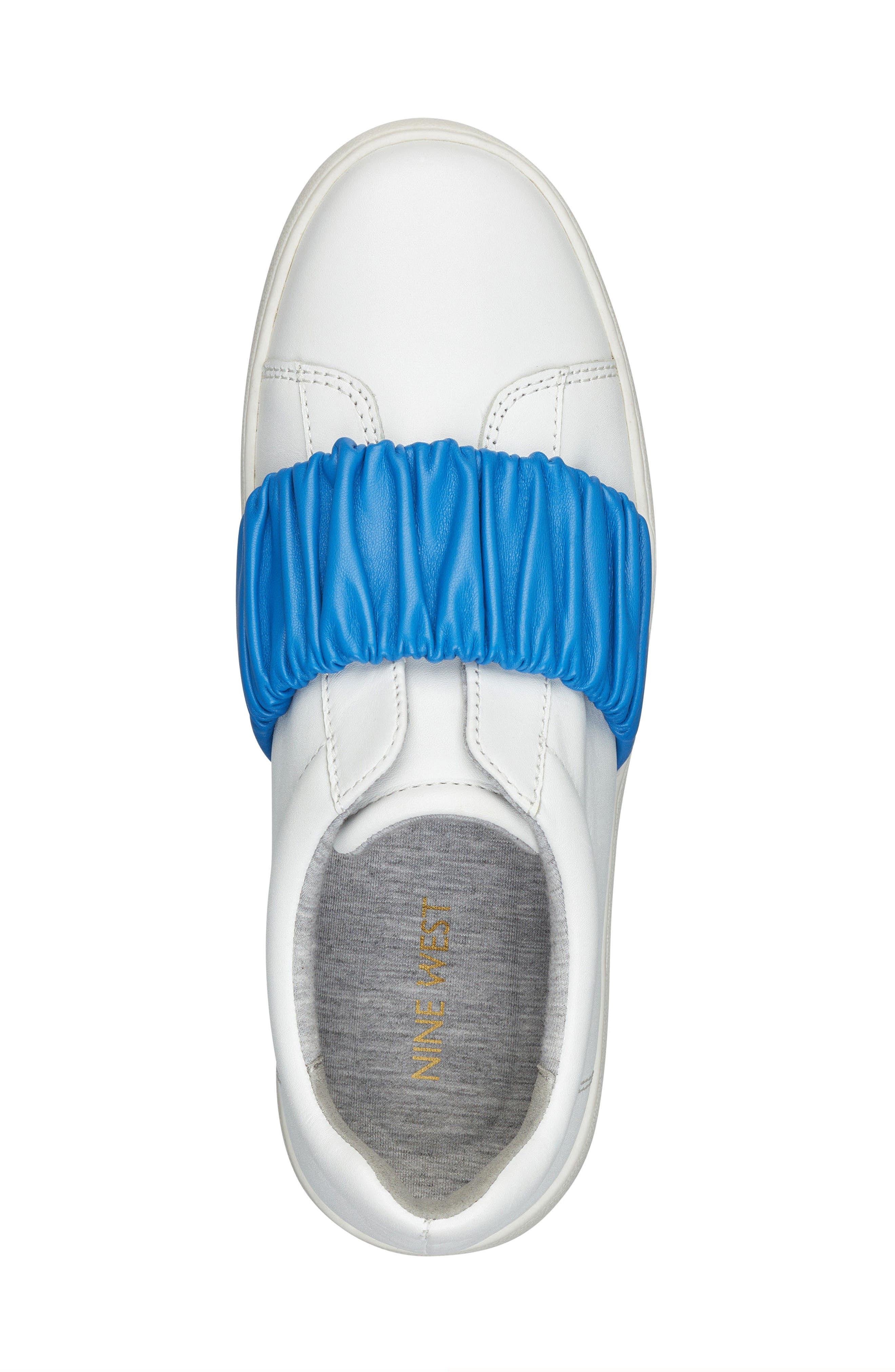 Alternate Image 5  - Nine West Pindiviah Slip-On Sneaker (Women)