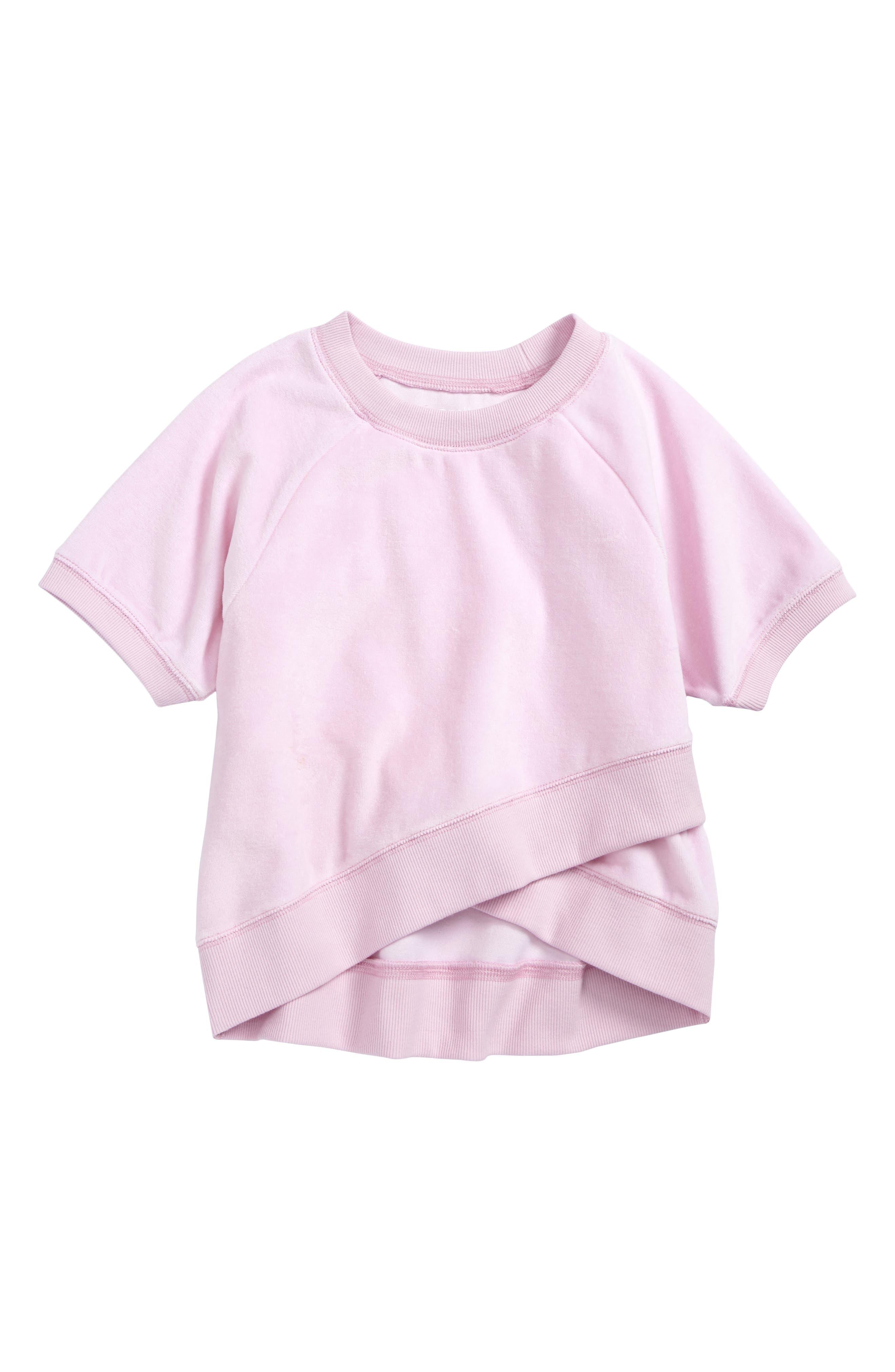 Zella Petal Top (Little Girls & Big Girls)