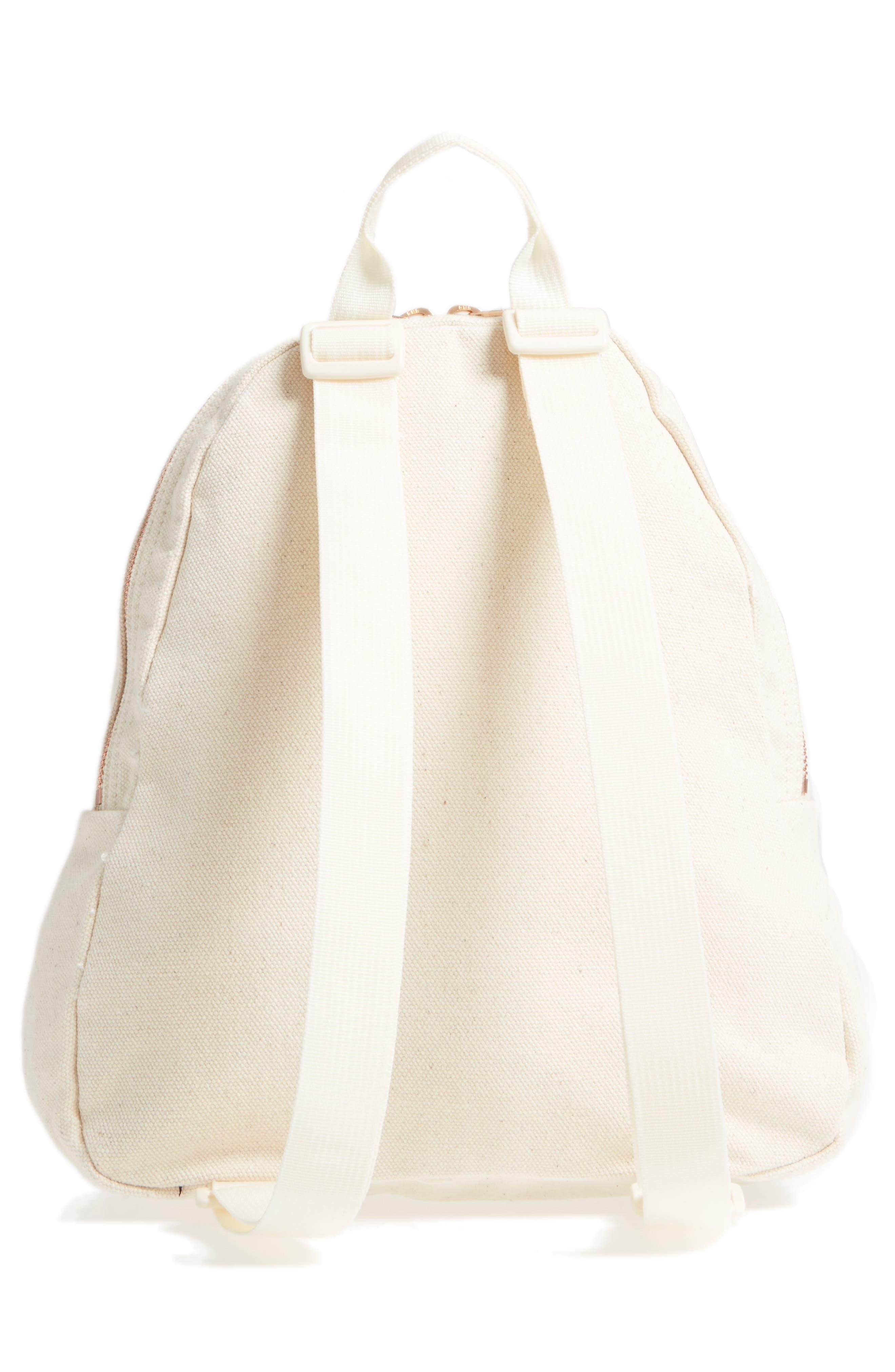 Half Pint Backpack,                             Alternate thumbnail 2, color,                             Rose Gold