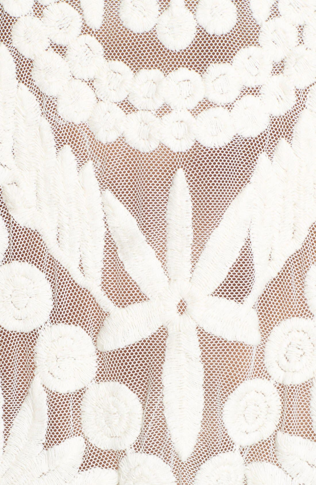 Alternate Image 3  - Ella Moss 'Cabana' Crochet Cover-Up Tunic