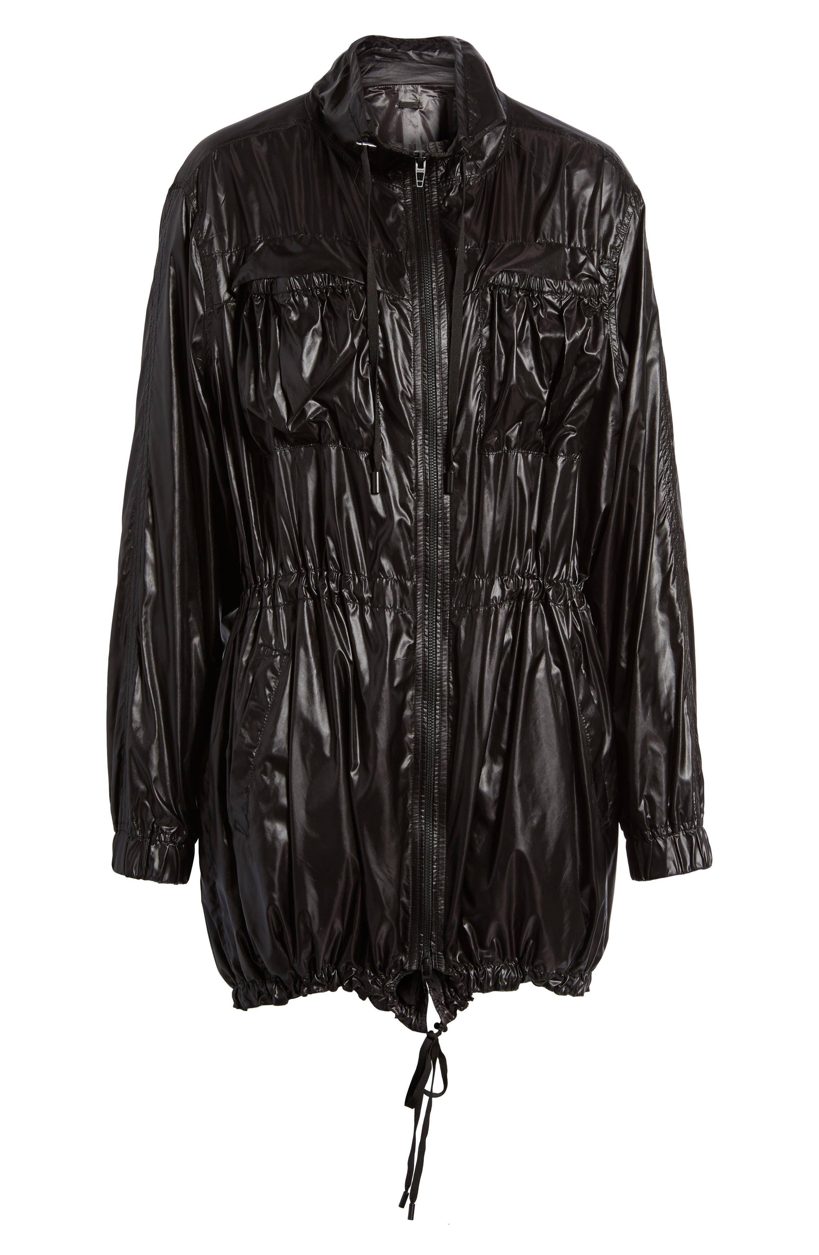 Alternate Image 6  - BLANKNYC Lightweight Long Jacket