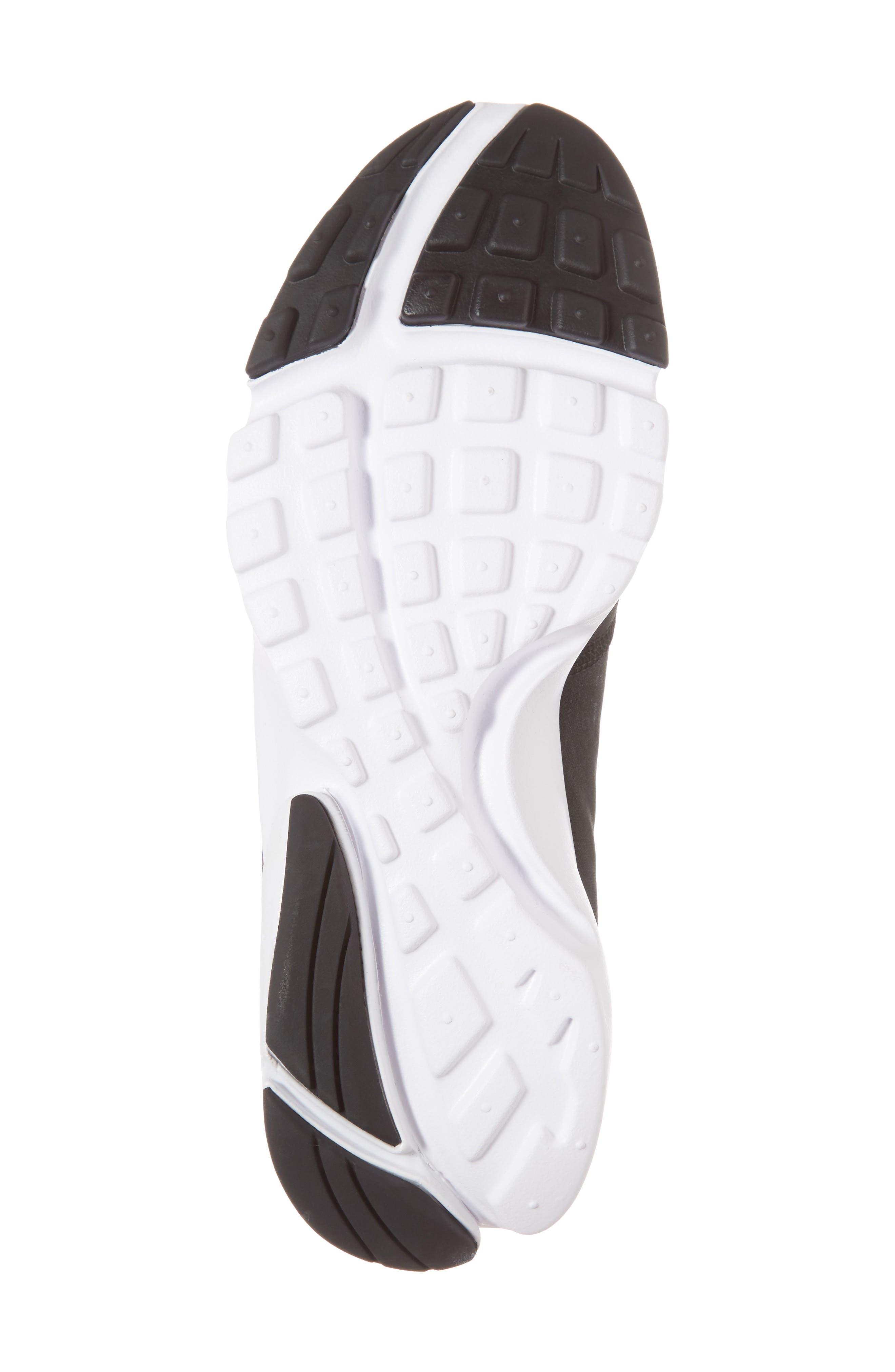 Presto Ultra SE Sneaker,                             Alternate thumbnail 6, color,                             Black/ Grey/ White