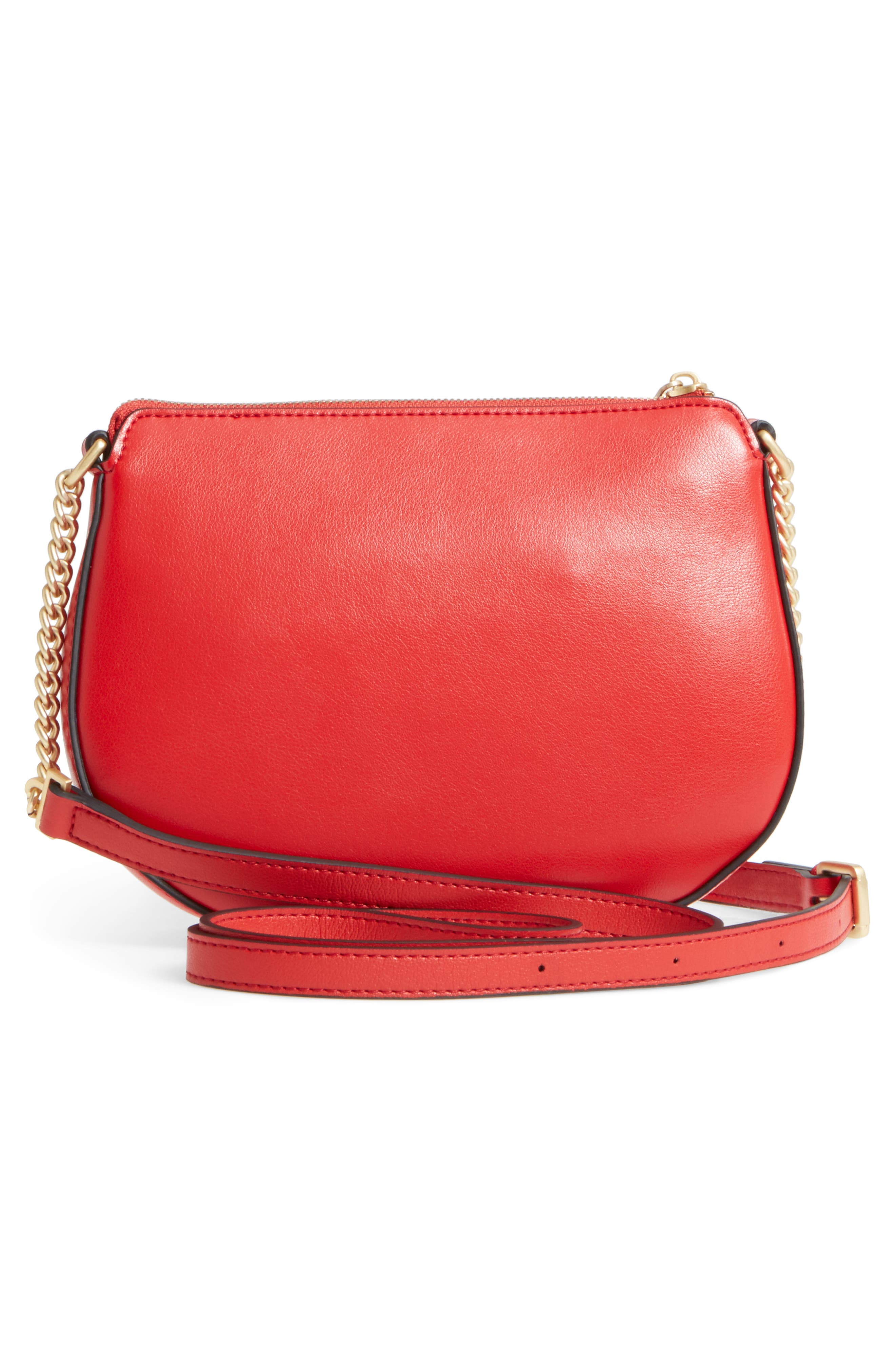 Alternate Image 3  - Céline Dion Octave Leather Crossbody Bag