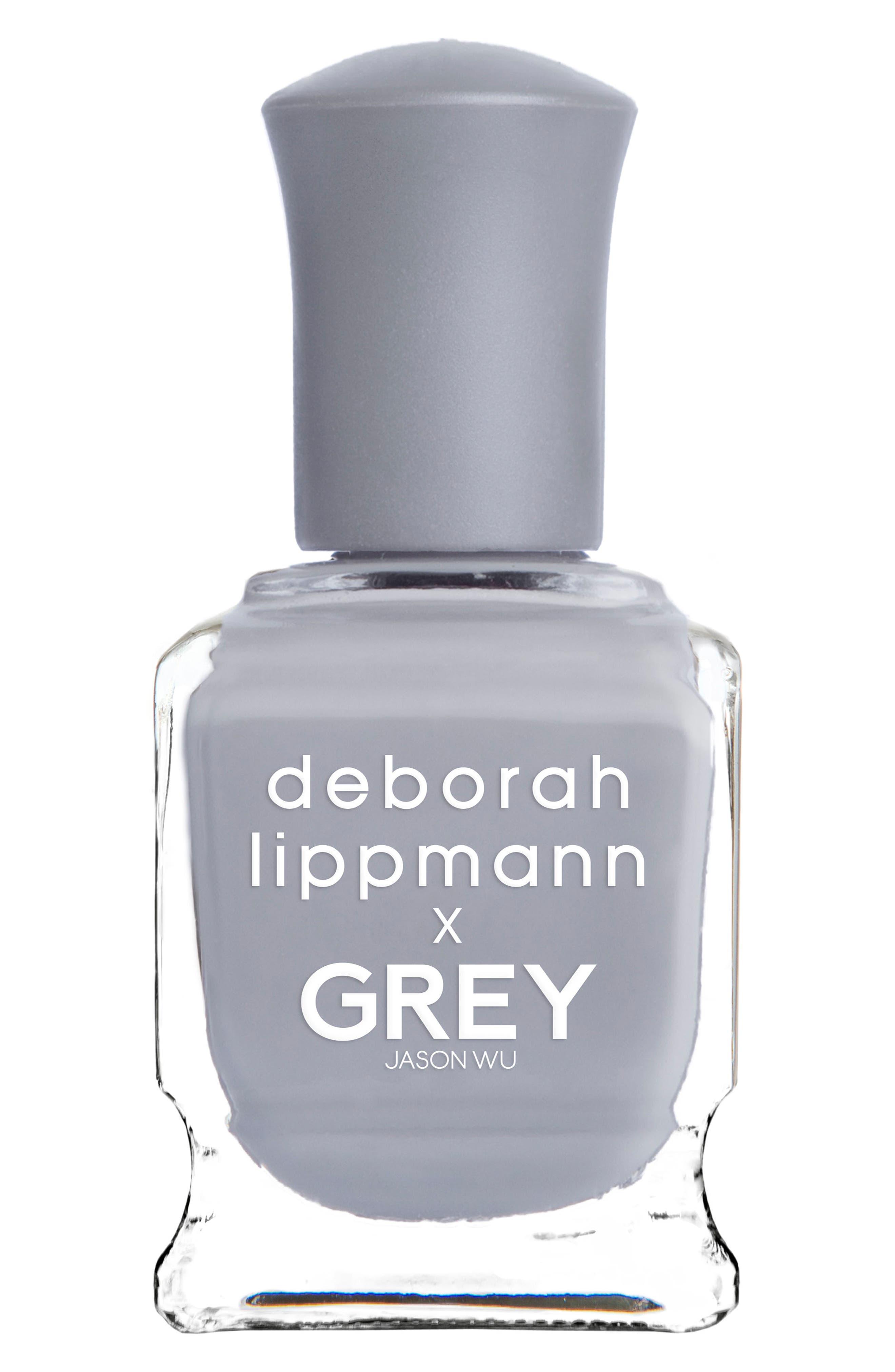 GREY Jason Wu Gel Lab Pro Nail Color,                             Main thumbnail 1, color,                             Grey Day Jason Wu