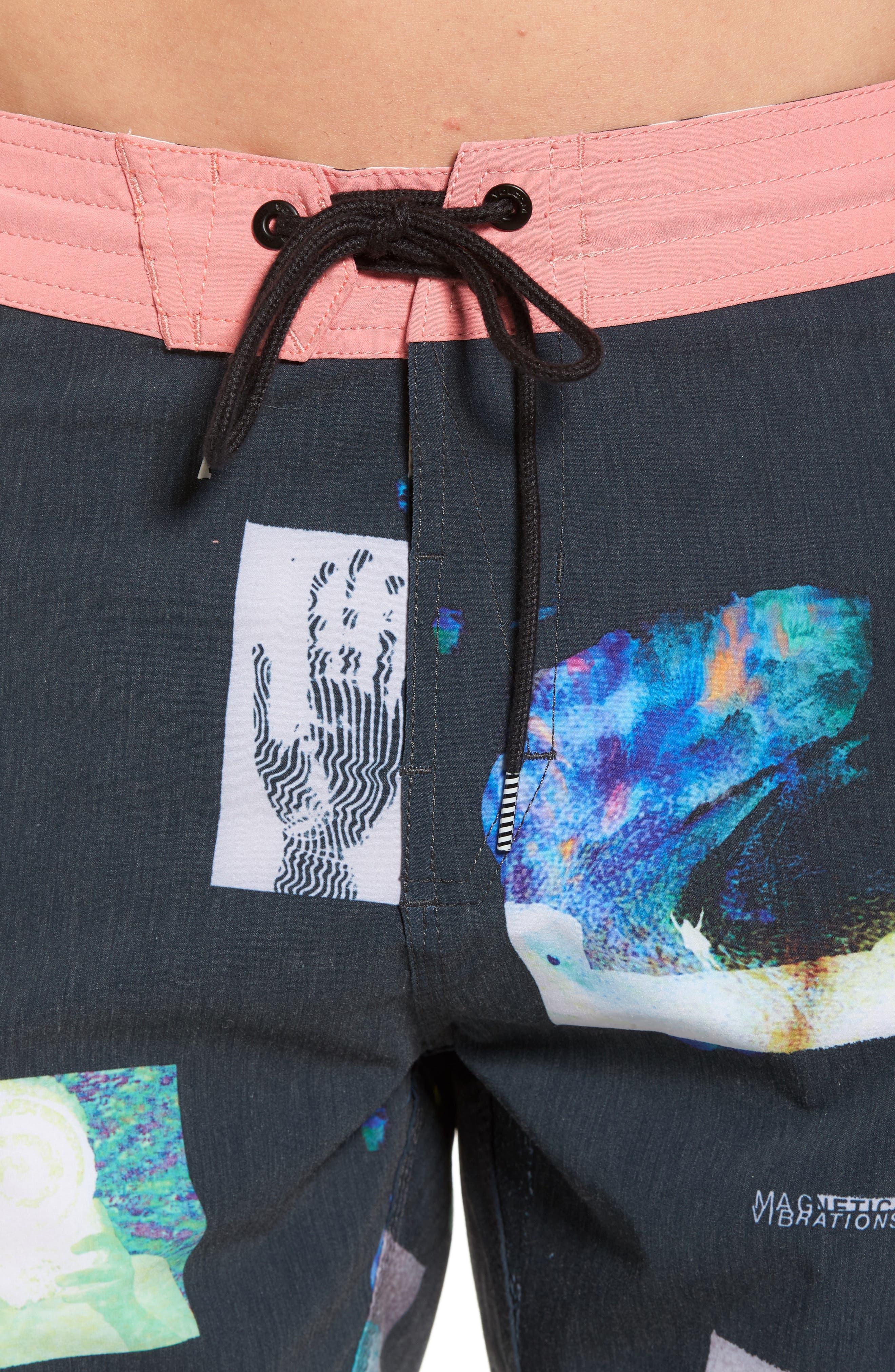 Alternate Image 4  - Volcom Oblivion Stoney Board Shorts