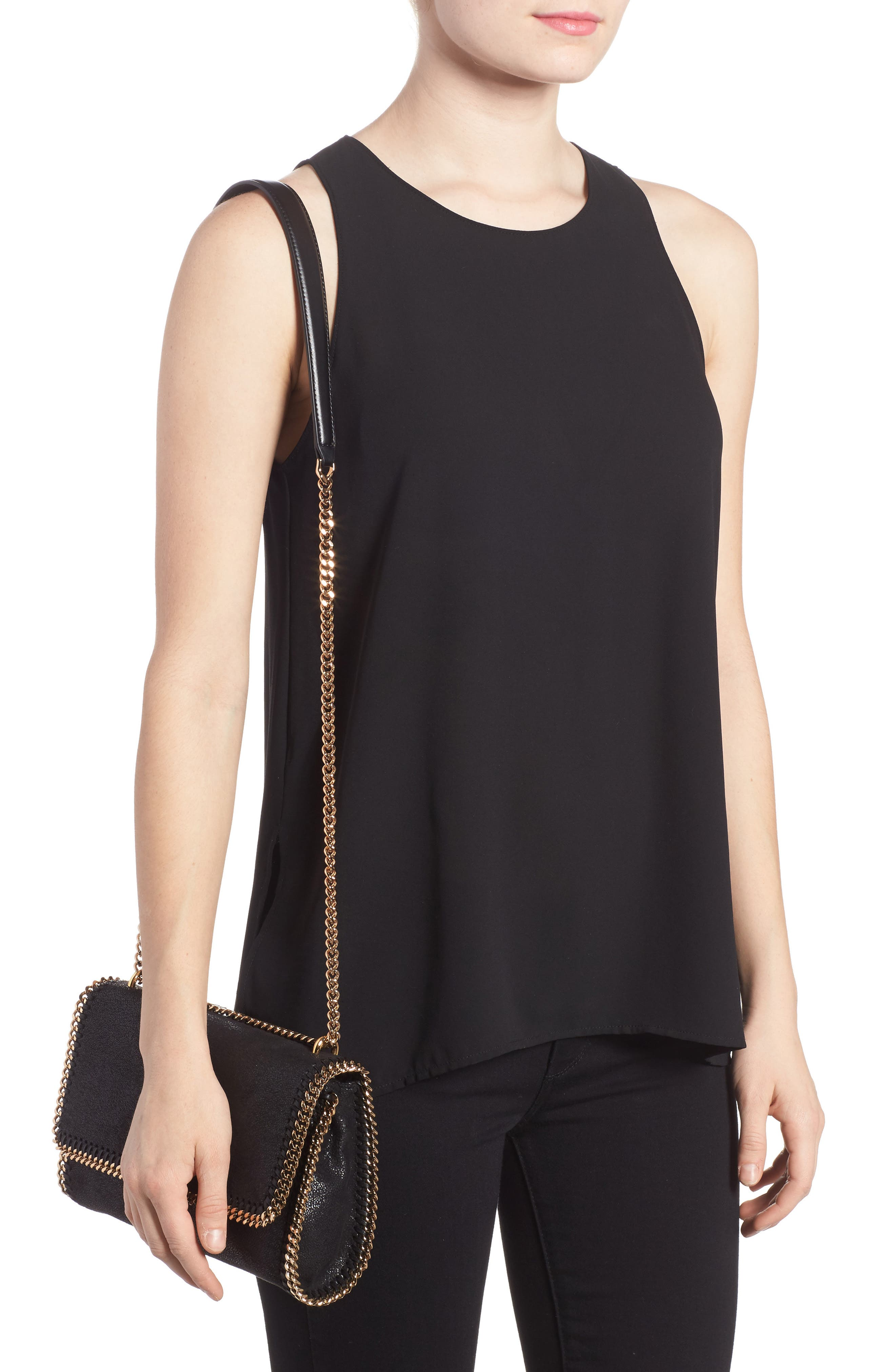 Alternate Image 2  - Stella McCartney Falabella Shaggy Deer Faux Leather Shoulder Bag