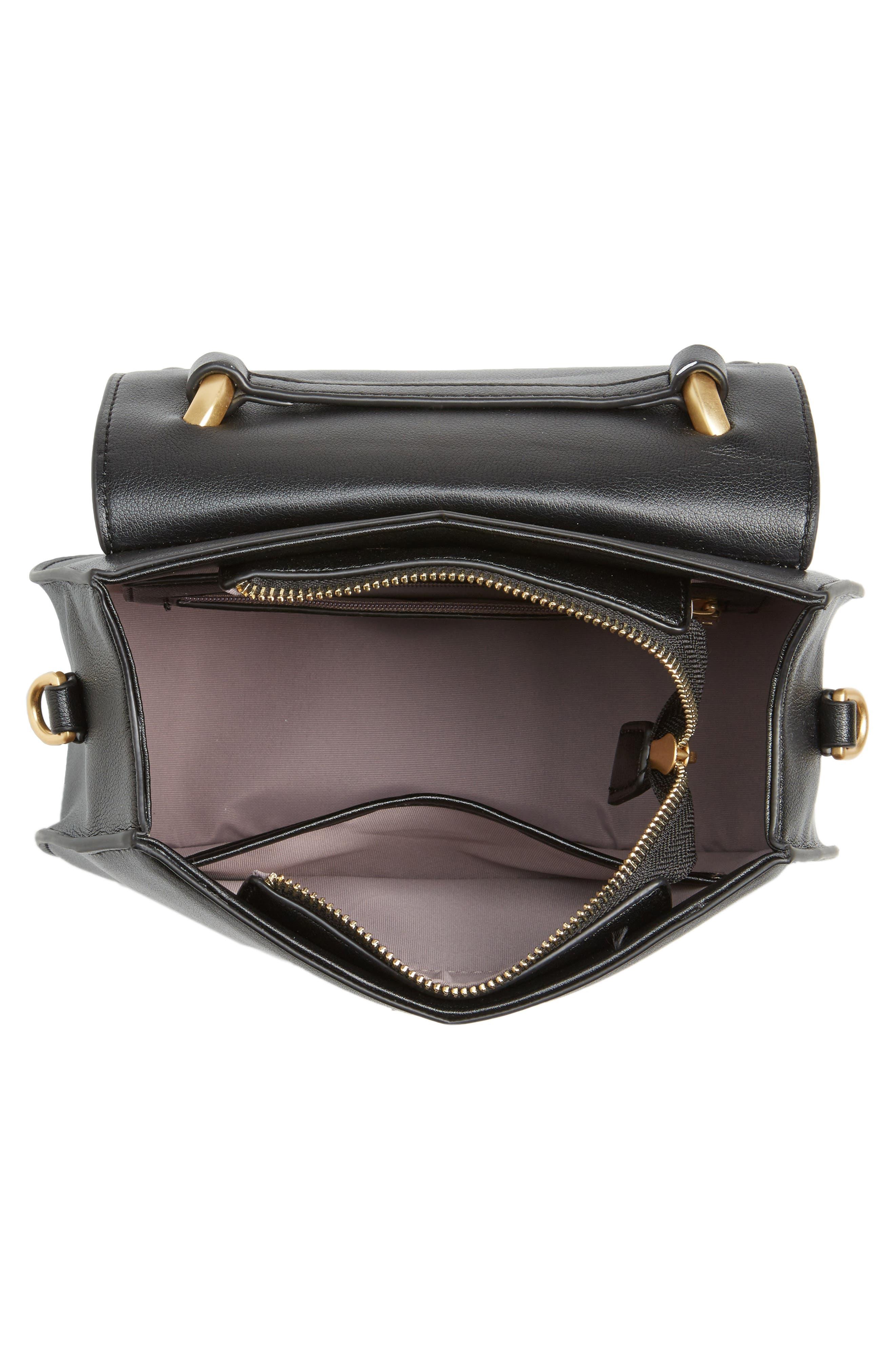 Alternate Image 4  - Céline Dion Octave Leather Top Handle Satchel