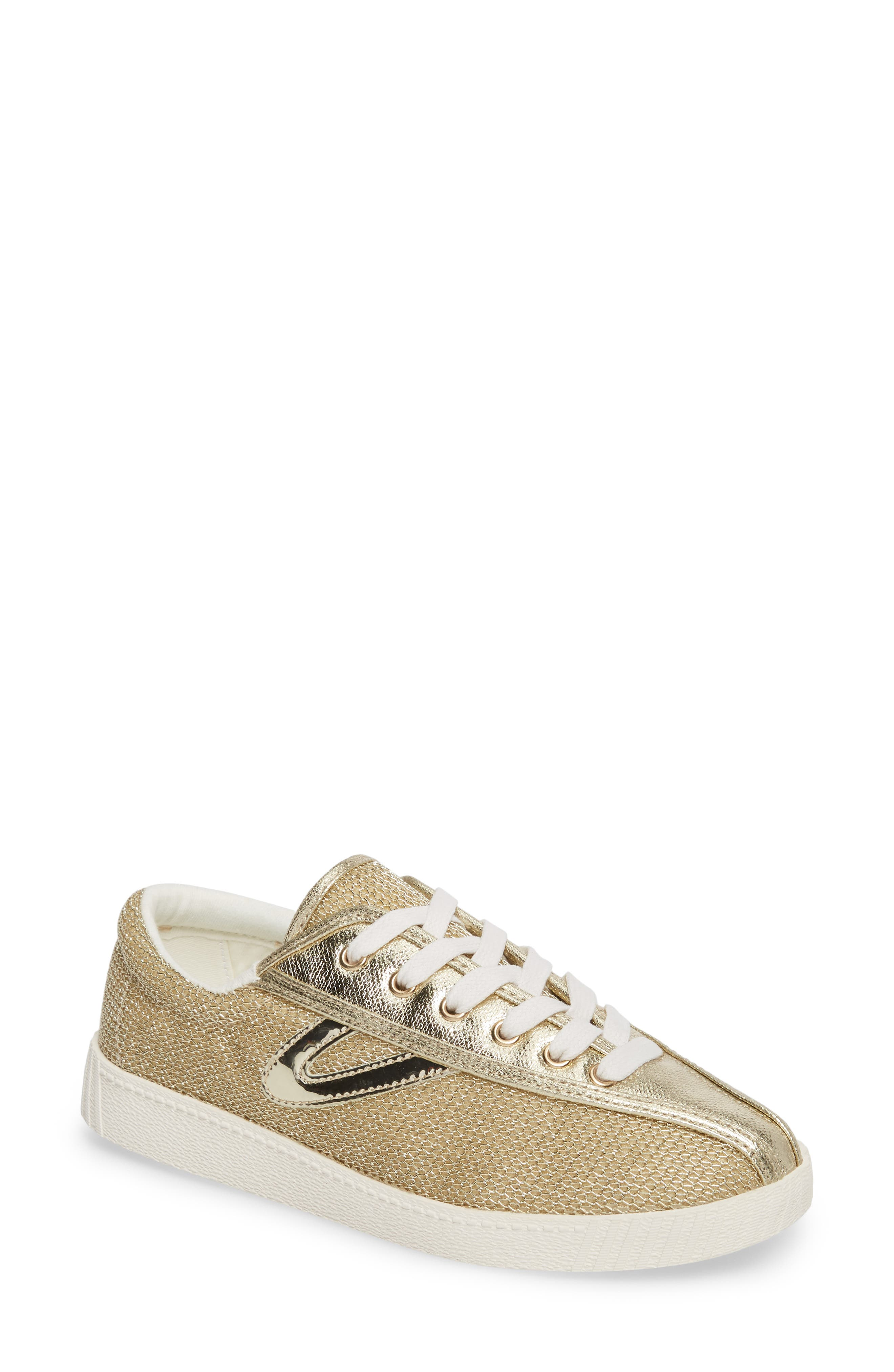 Alternate Image 1 Selected - Tretorn Nylite Plus Sneaker (Women)