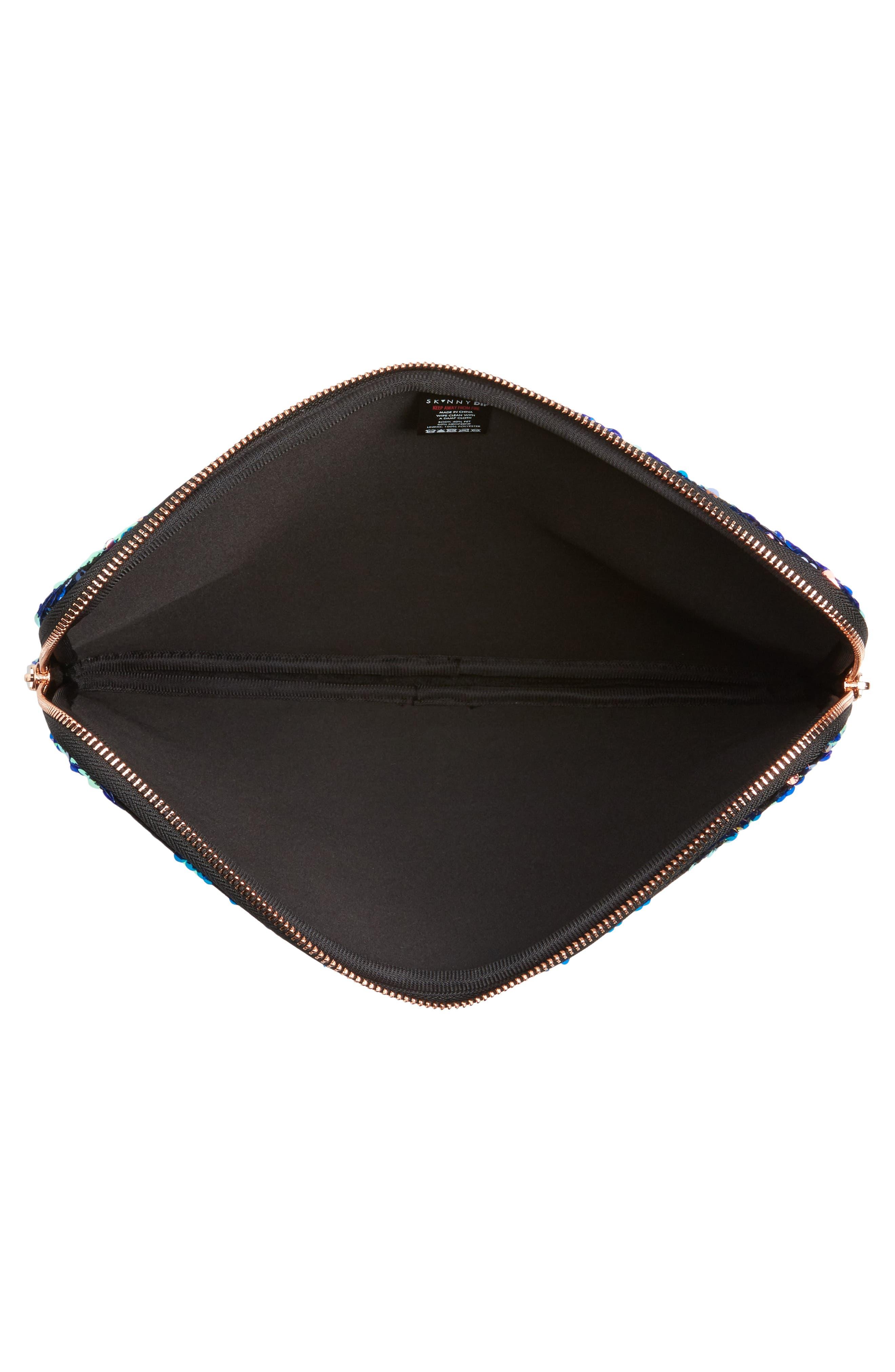 Skinny Dip Luxe 13-Inch Laptop Case,                             Alternate thumbnail 3, color,                             Multi