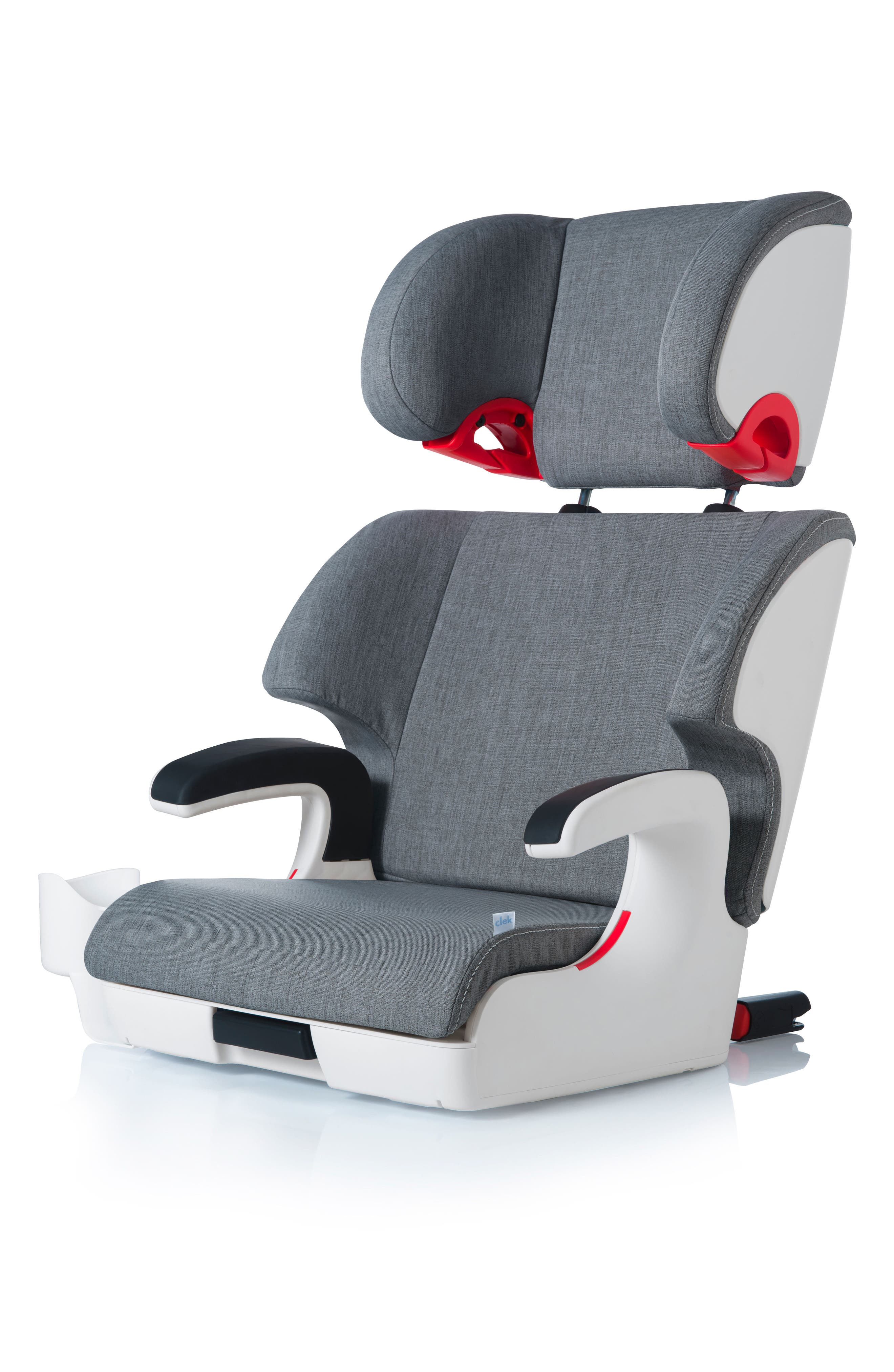 Main Image - Clek Oobr Convertible Full Back/Backless Booster Seat