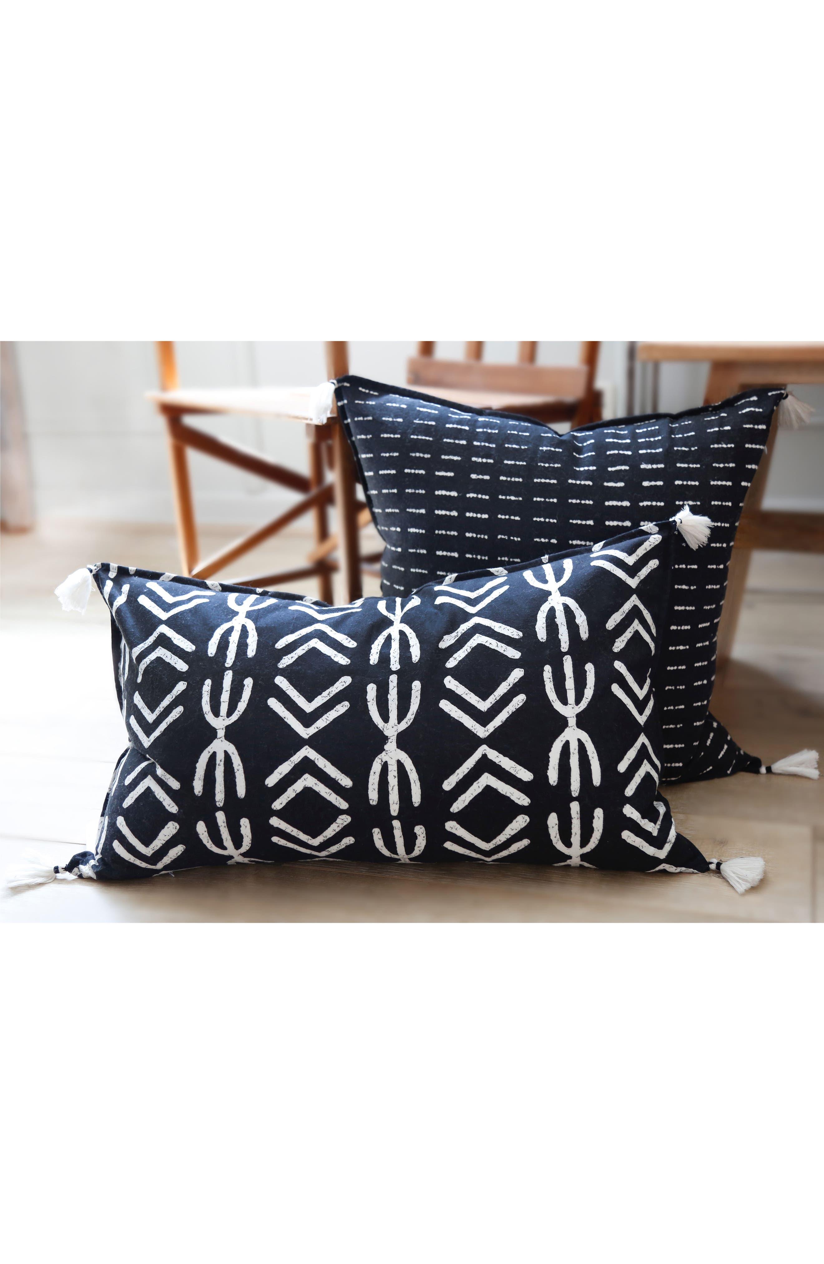 Alternate Image 2  - Pom Pom at Home Dash Accent Pillow