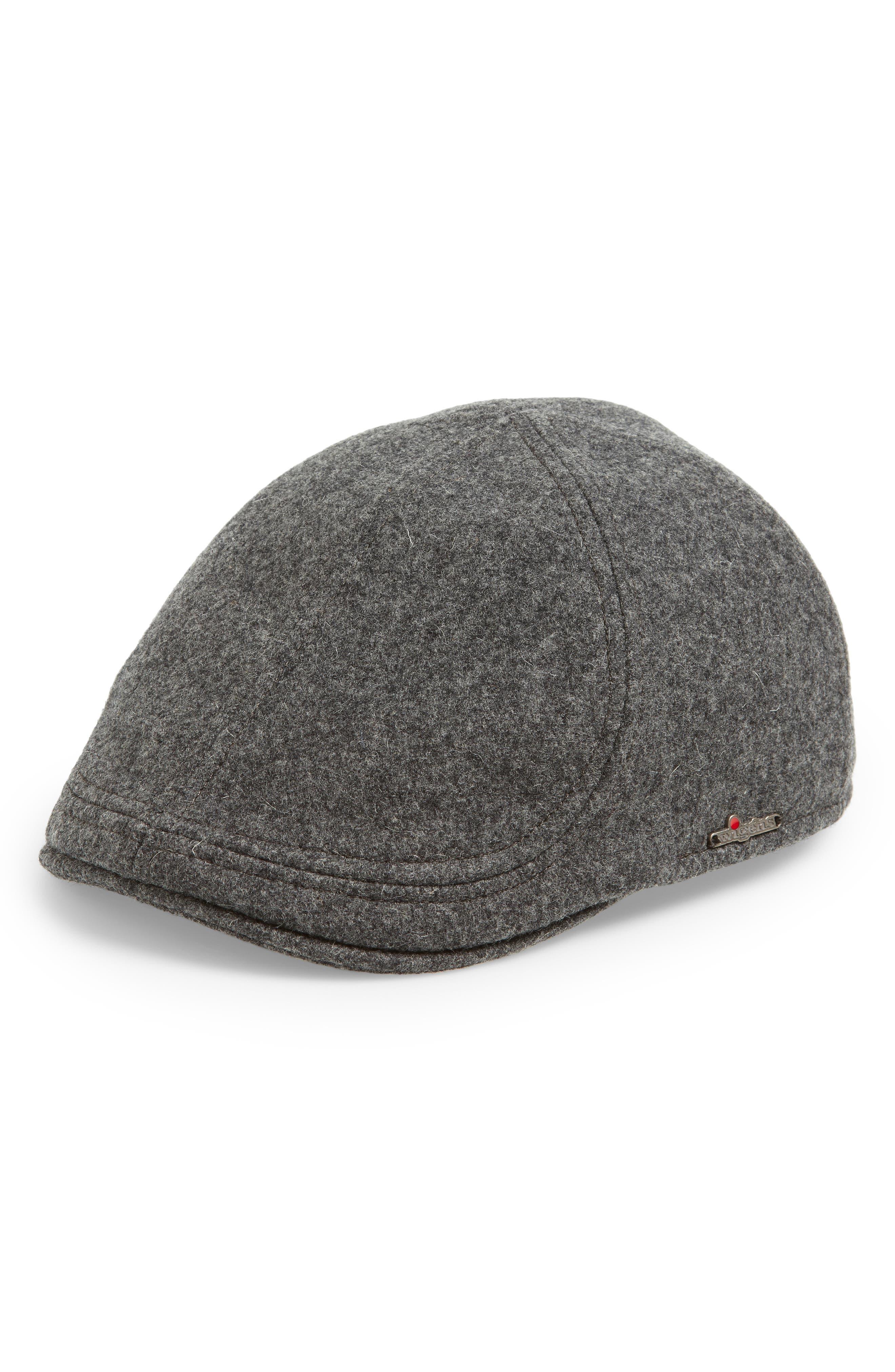 Wigens Wool Driving Cap