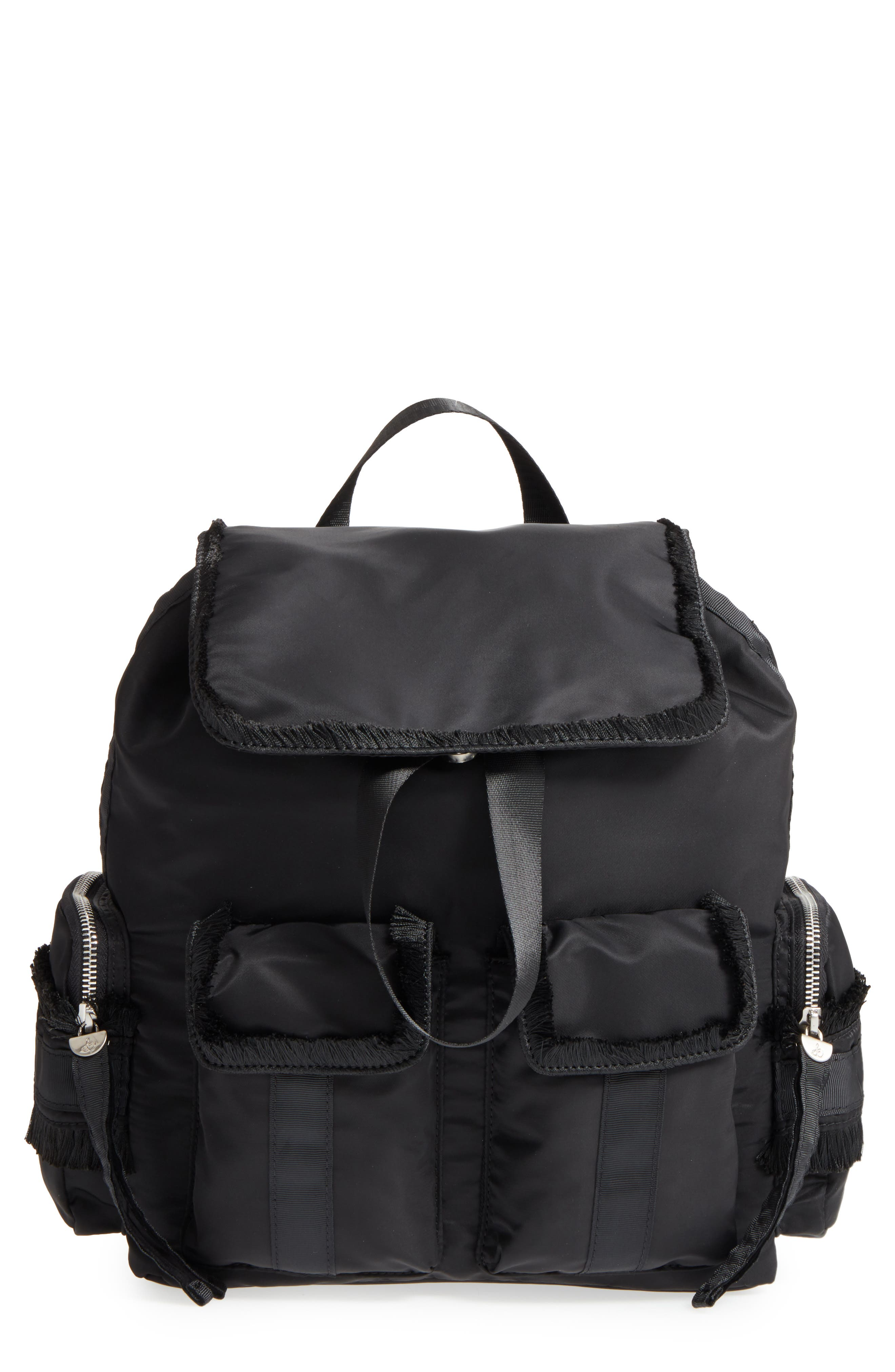 Sam Edelman Large Janelle Rucksack Backpack