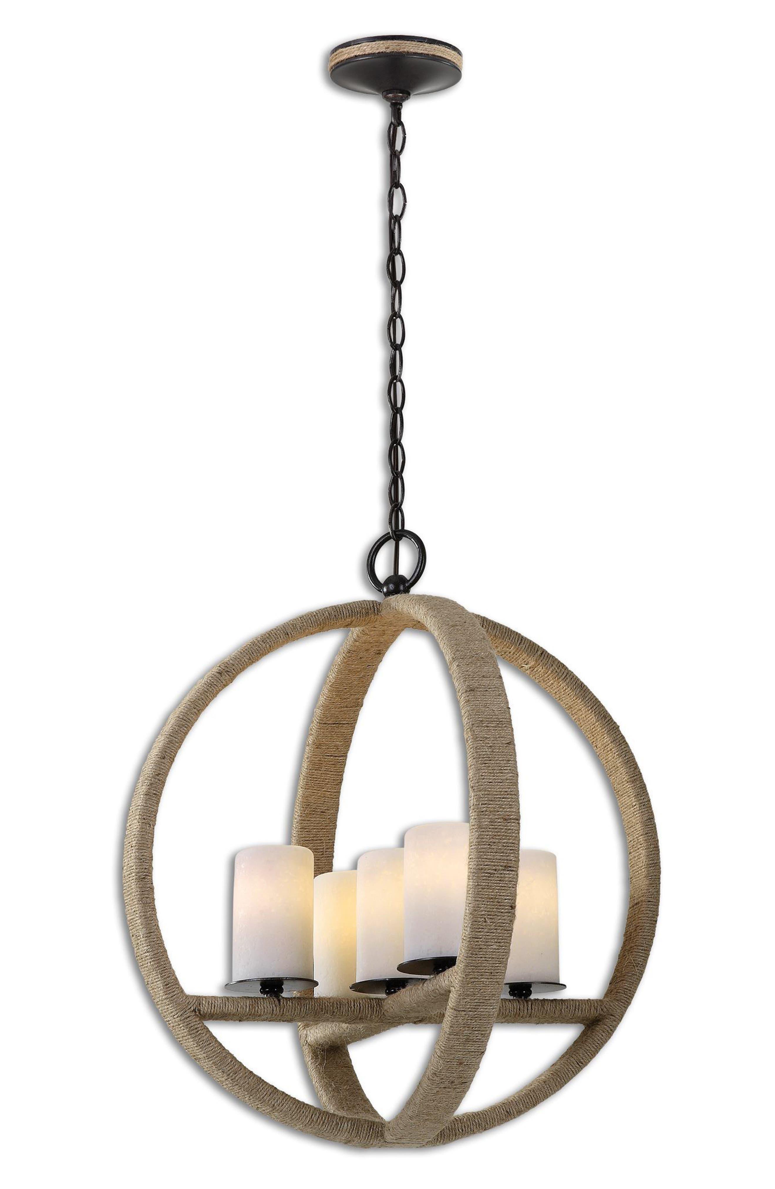 Alternate Image 1 Selected - Uttermost Gironico Pendant Lamp