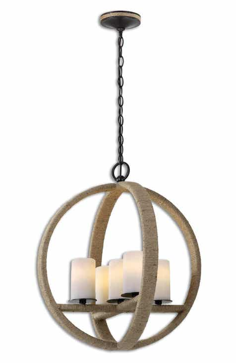 Uttermost pendants lighting lamps fans nordstrom uttermost gironico pendant lamp mozeypictures Image collections