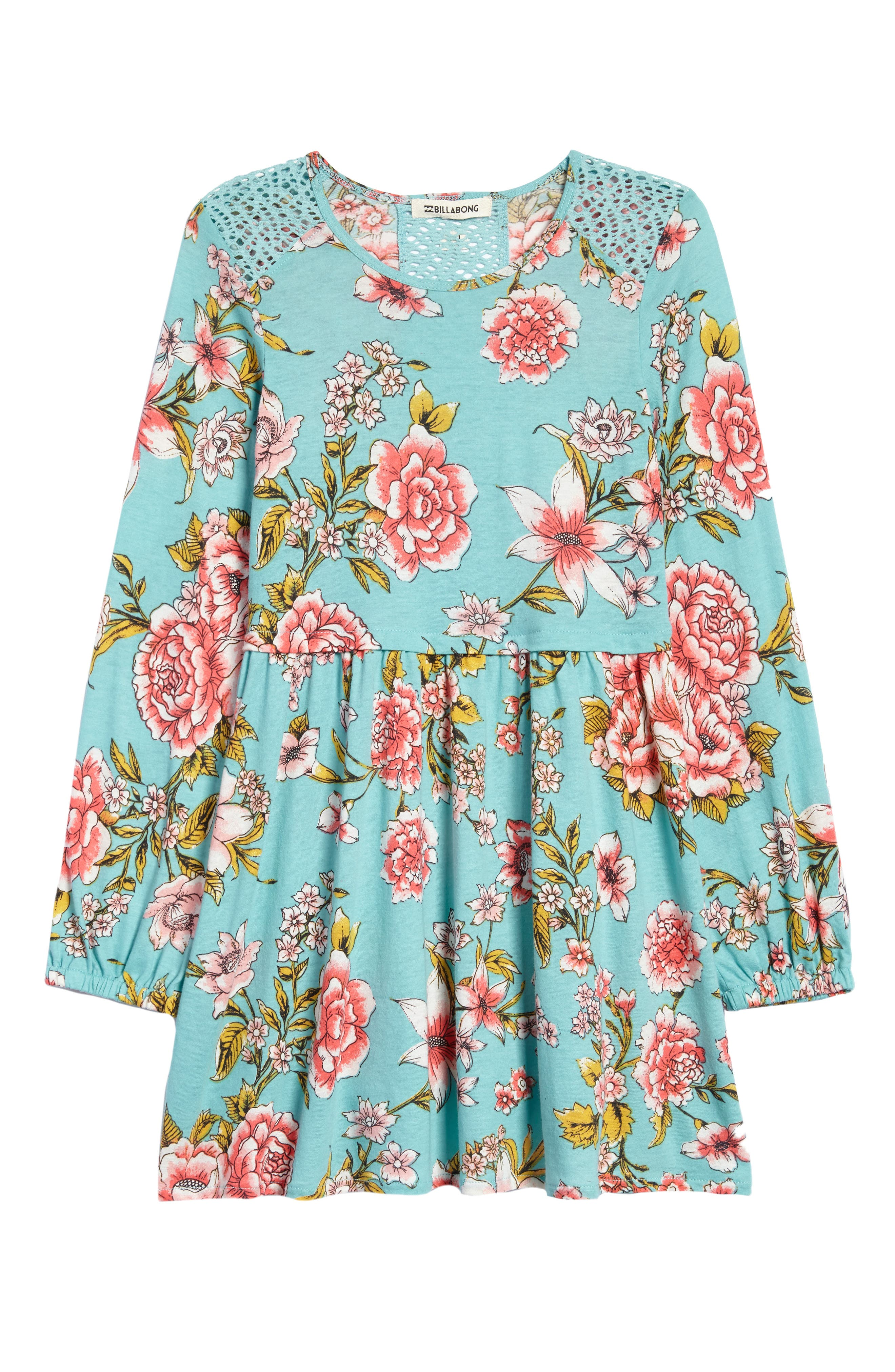 Me Oh My Dress,                         Main,                         color, Turquoise
