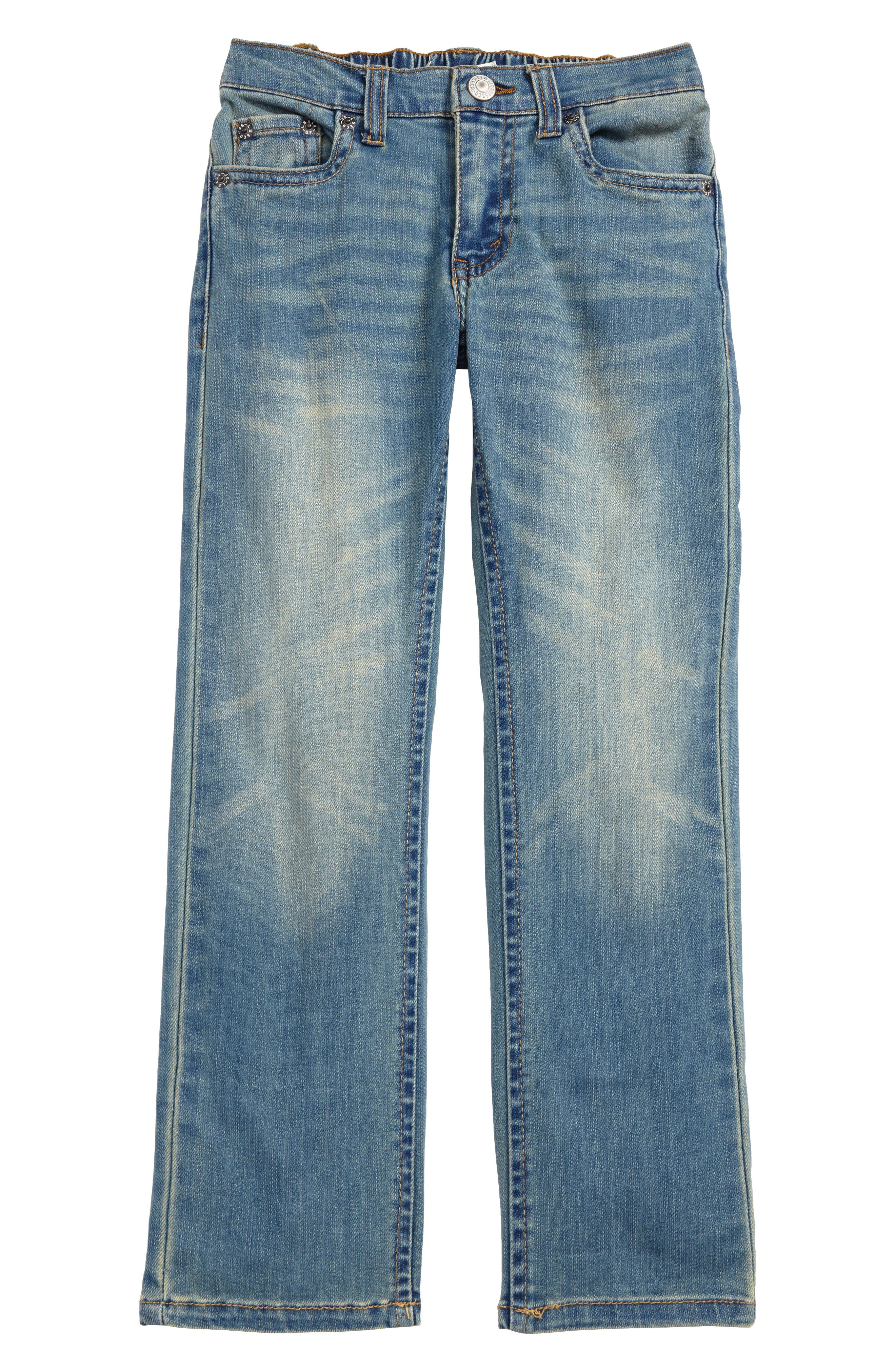 Main Image - Levi's® Comfort Slim Fit Jeans (Toddler Boys & Little Boys)