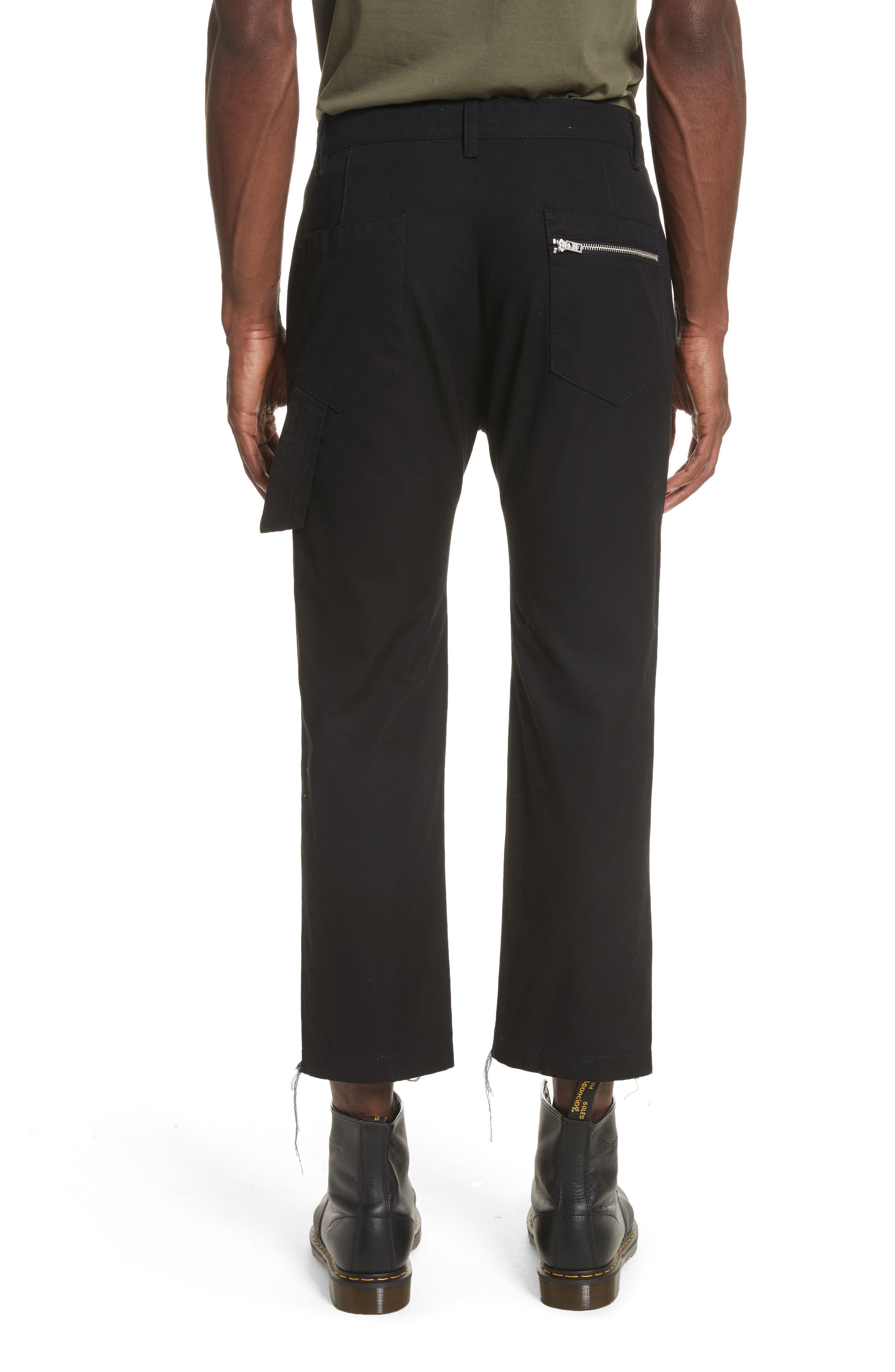 Carpenter Pants,                             Alternate thumbnail 2, color,                             Black