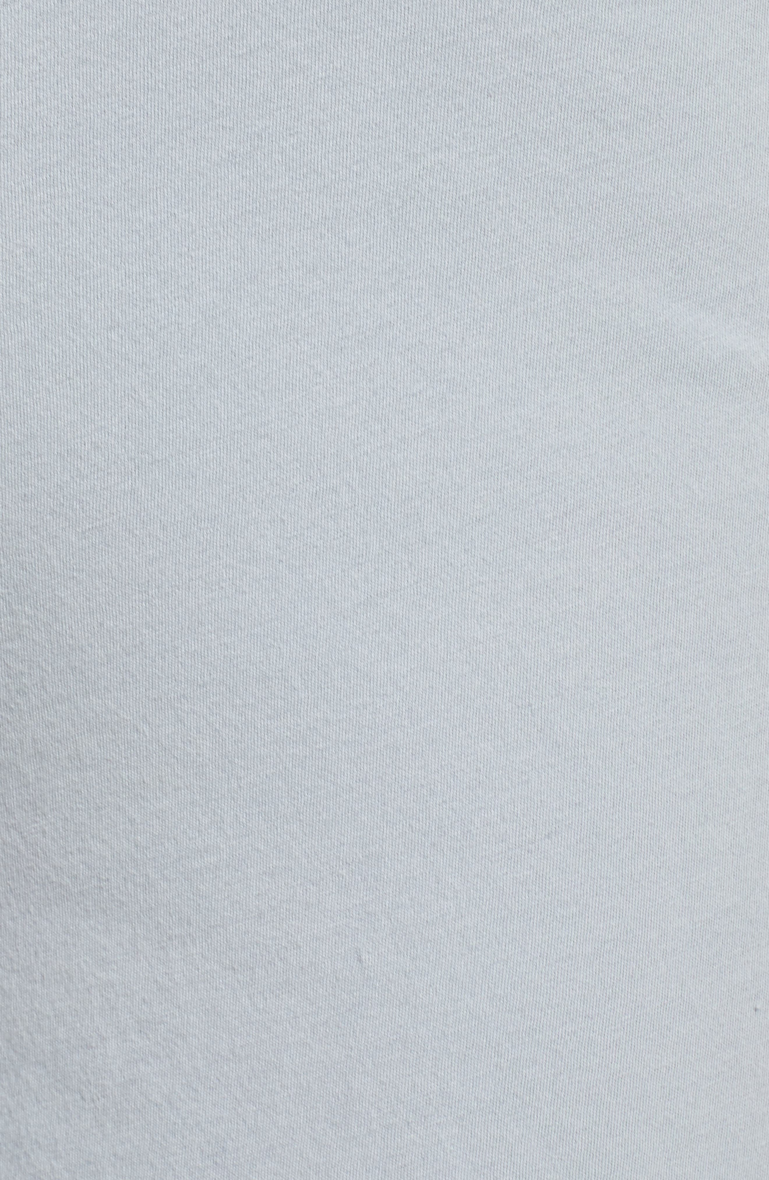 Alternate Image 5  - skin Pima Cotton Lounge Pants