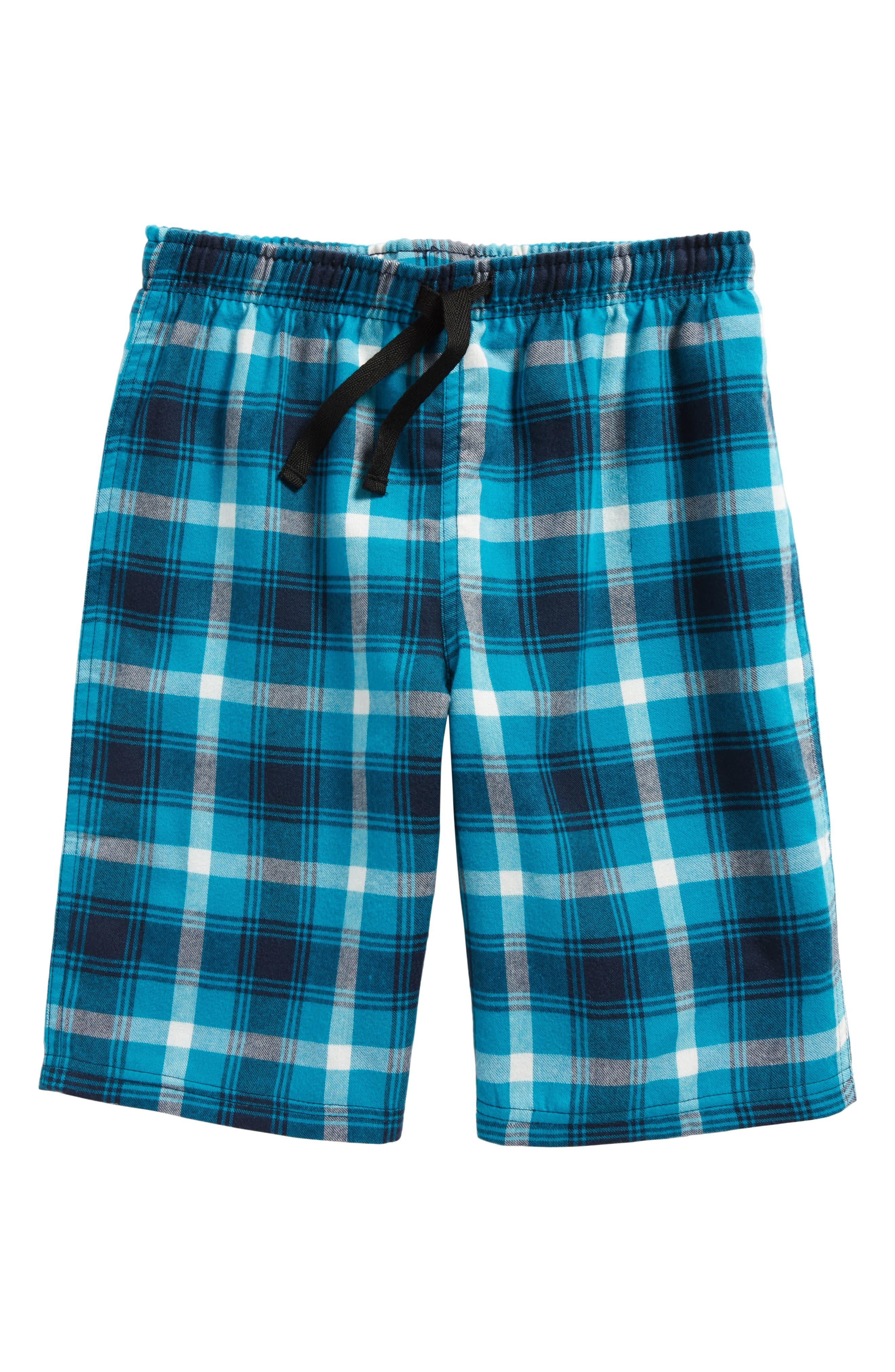 Main Image - Tucker + Tate Flannel Shorts (Big Boys)