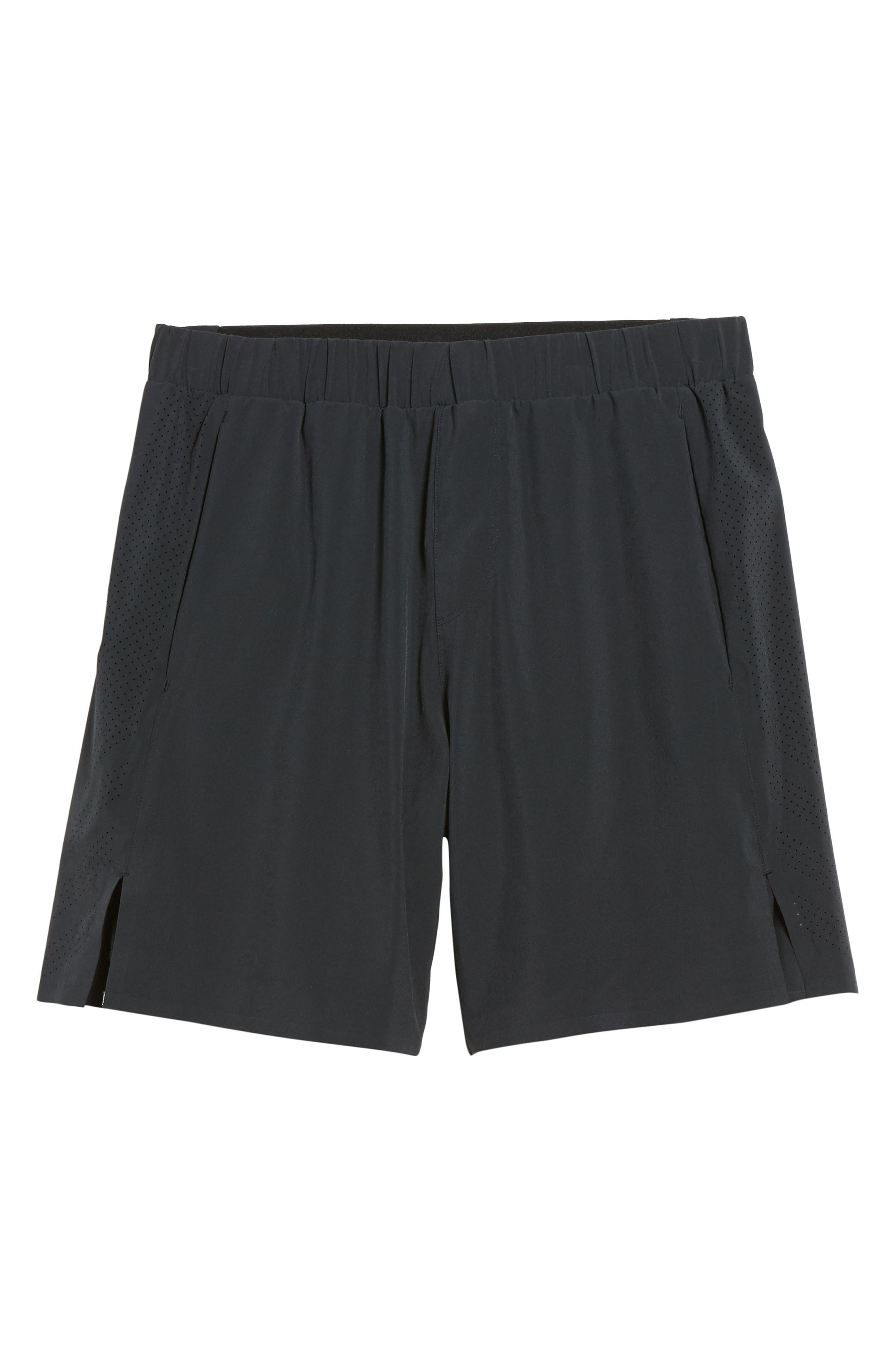 Interval 2-in-1 Shorts,                             Alternate thumbnail 6, color,                             Black