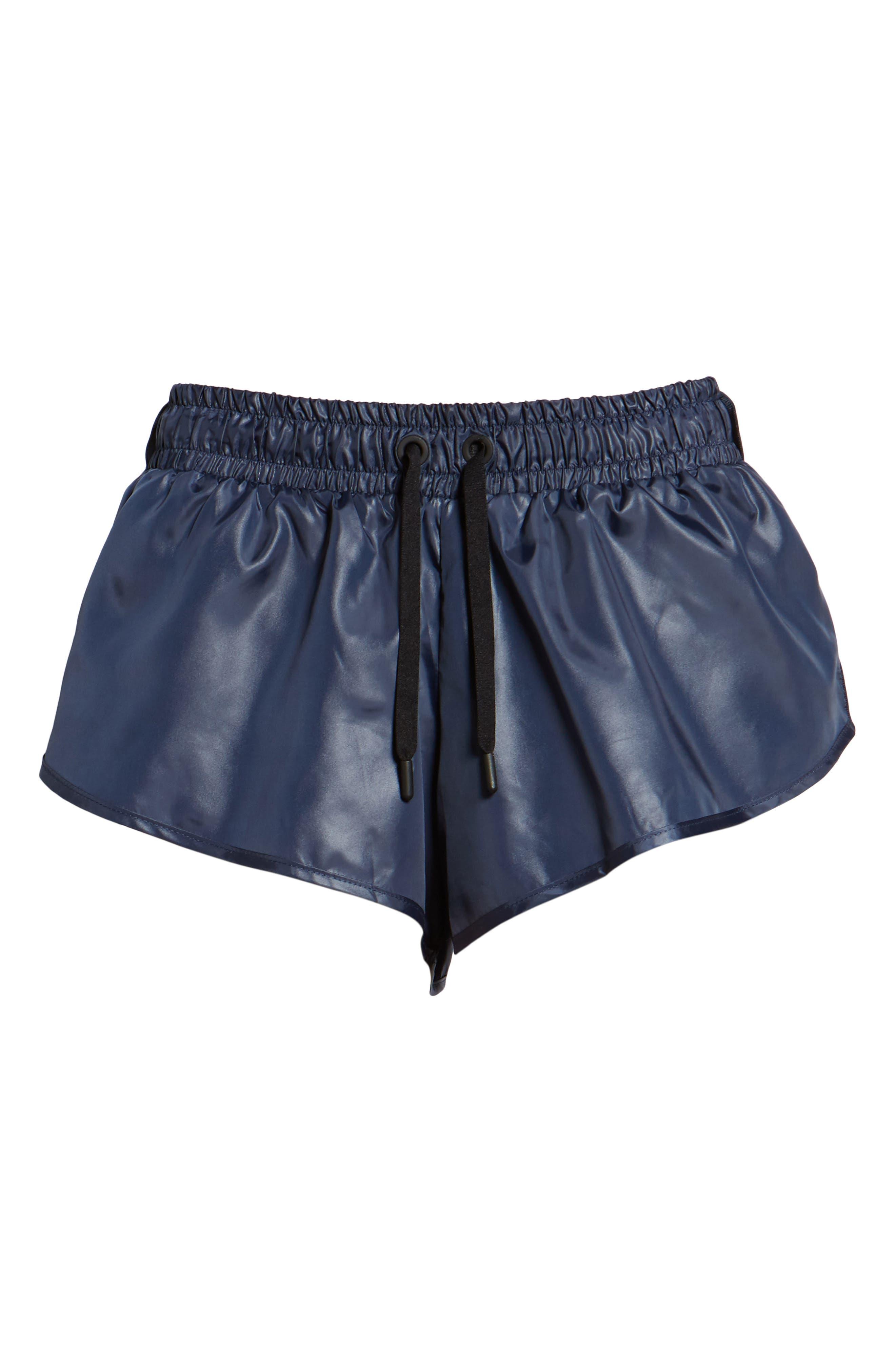 Wetlook Running Shorts,                             Alternate thumbnail 7, color,                             Rainstorm