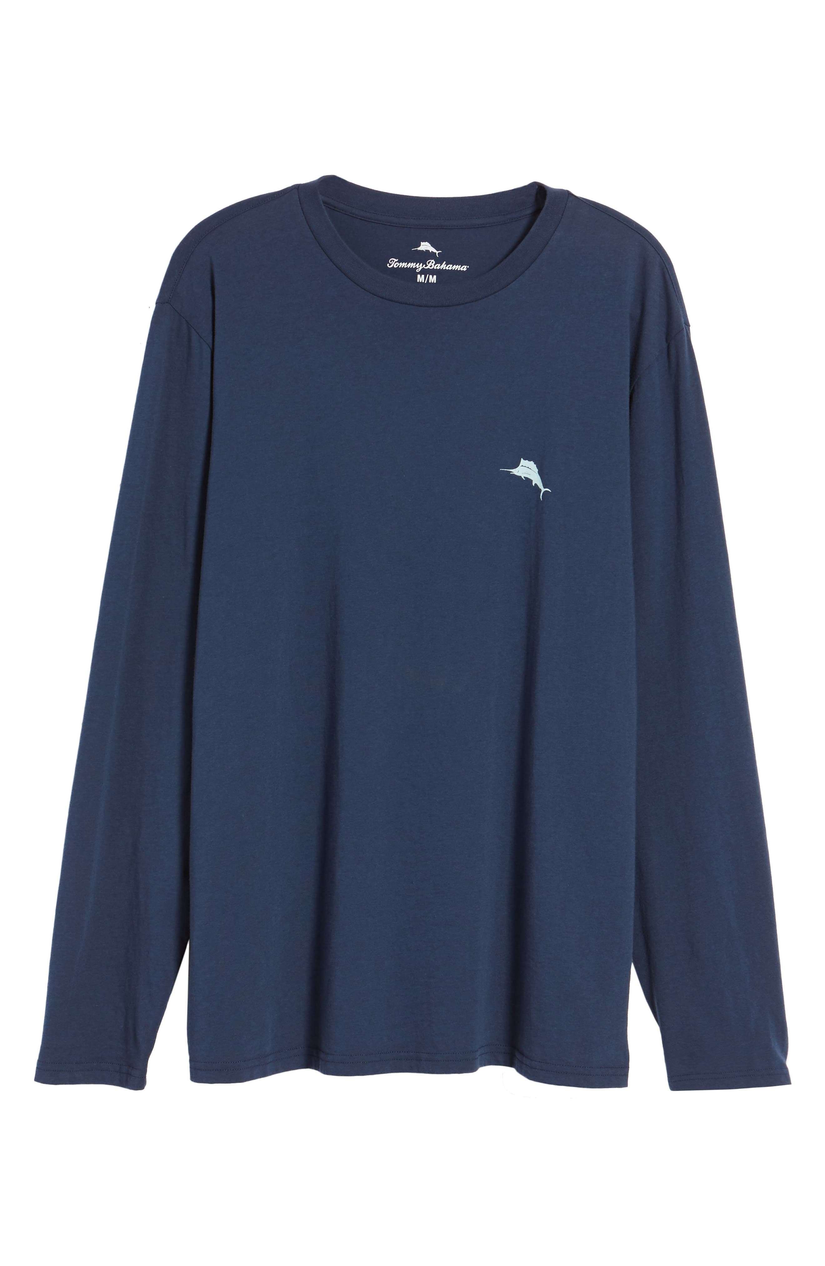 Alternate Image 6  - Tommy Bahama Diamond Isle Graphic T-Shirt