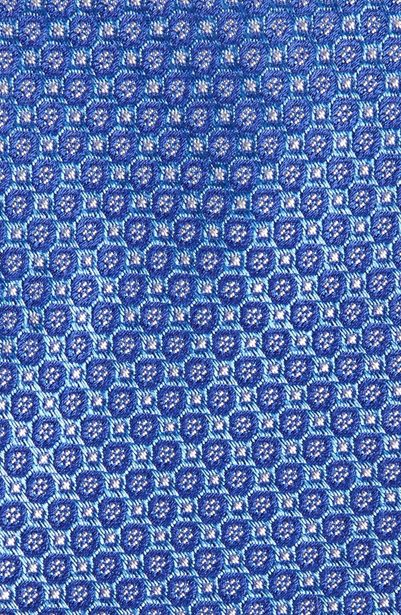 Alternate Image 2  - Nordstrom Men's Shop Park Ave Solid Silk Tie