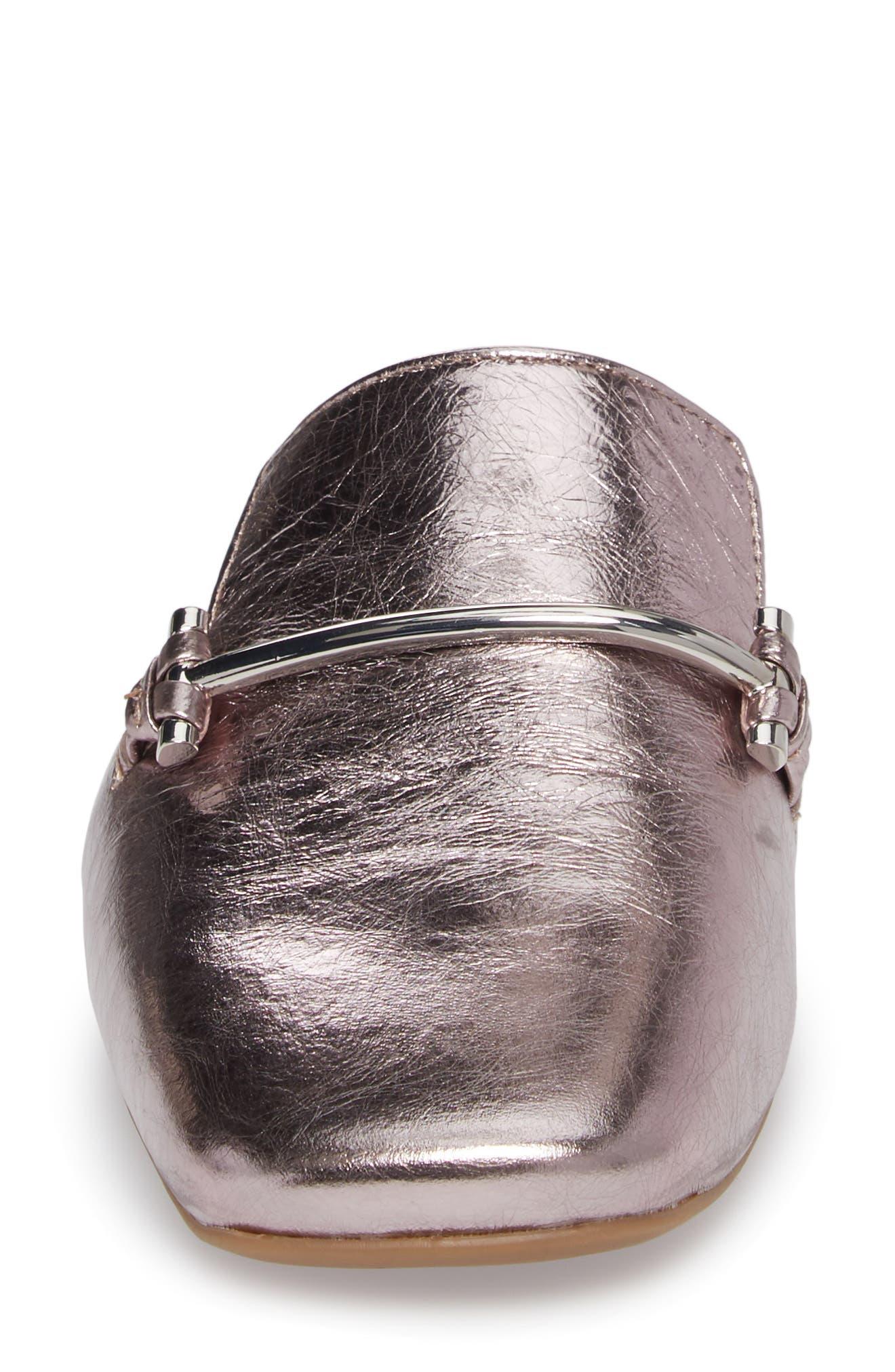Venna Mule,                             Alternate thumbnail 4, color,                             Antique Leather