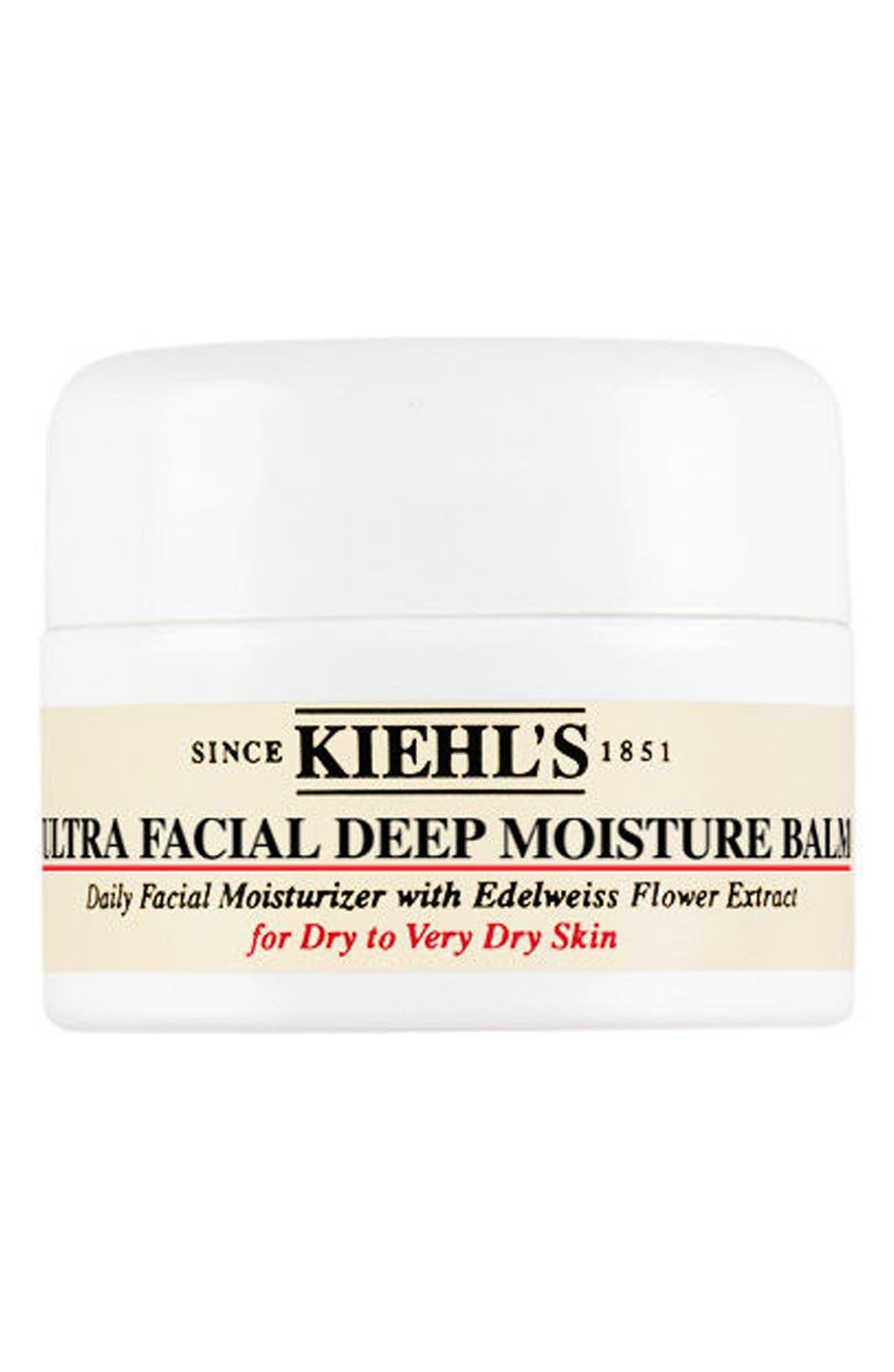 Ultra Facial Deep Moisture Balm for Drier Skin Types,                             Alternate thumbnail 2, color,                             No Color