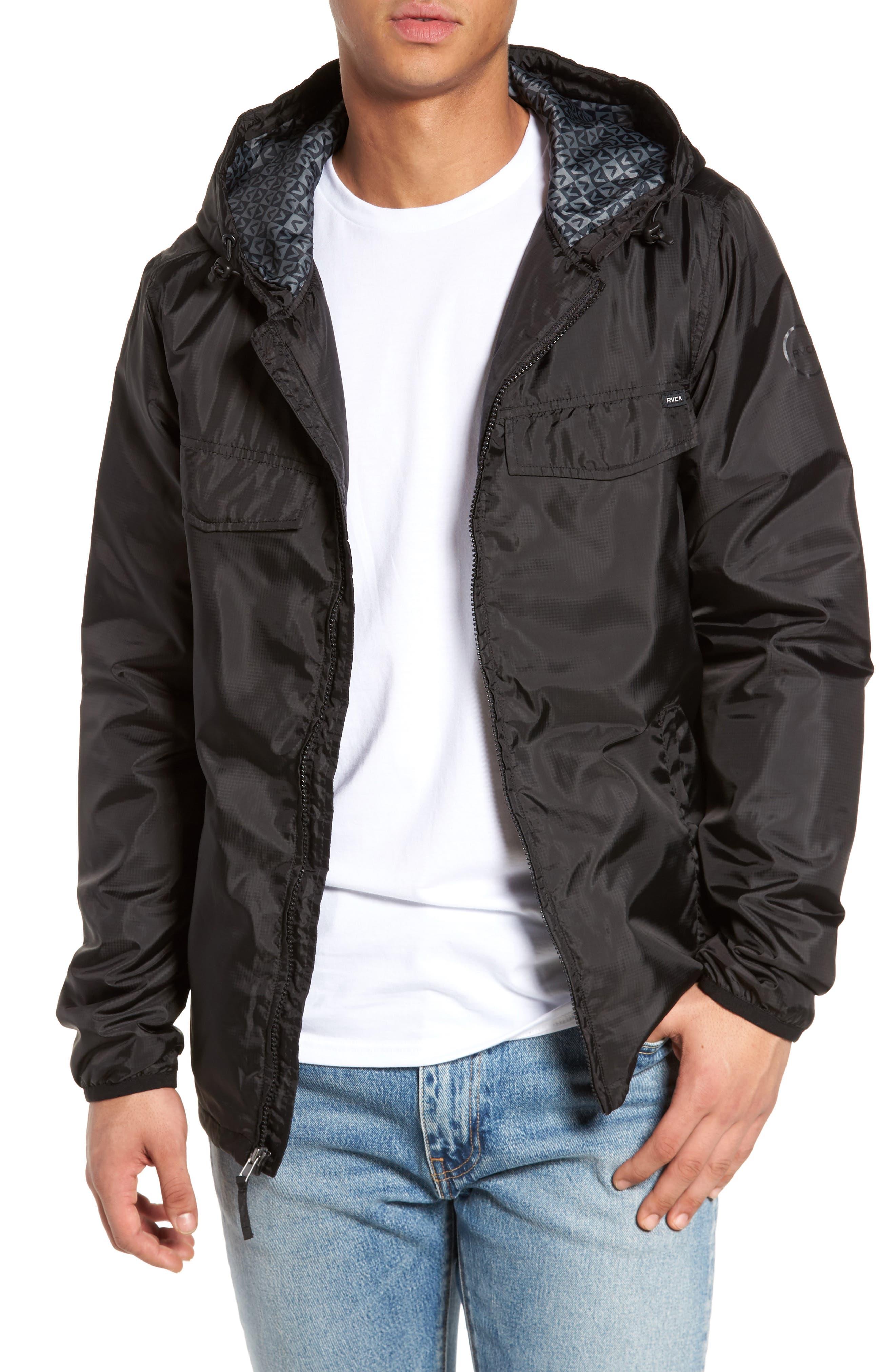 Main Image - RVCA Tracer Jacket