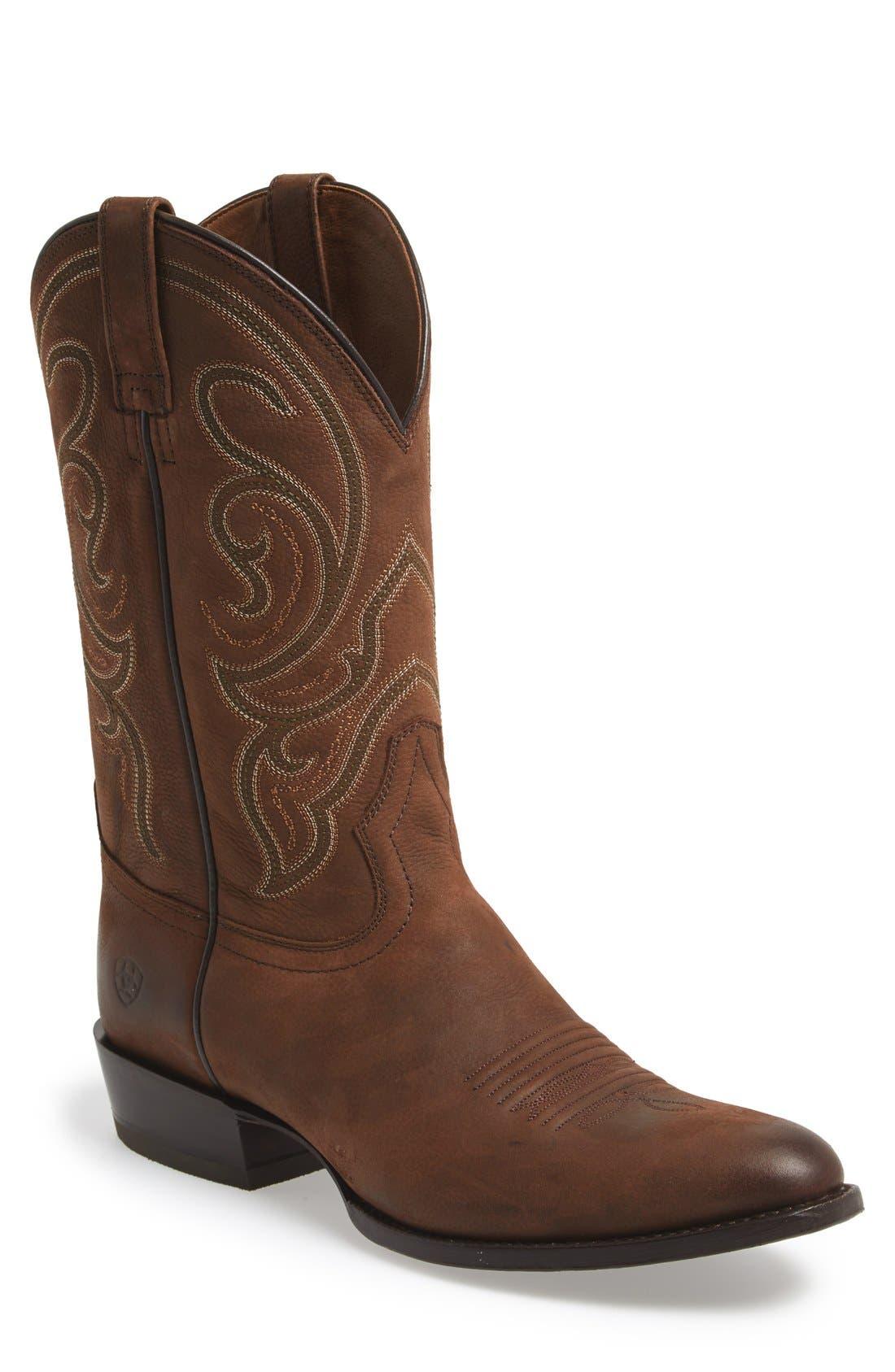 Alternate Image 1 Selected - Ariat 'Bandera' Cowboy Boot (Men)