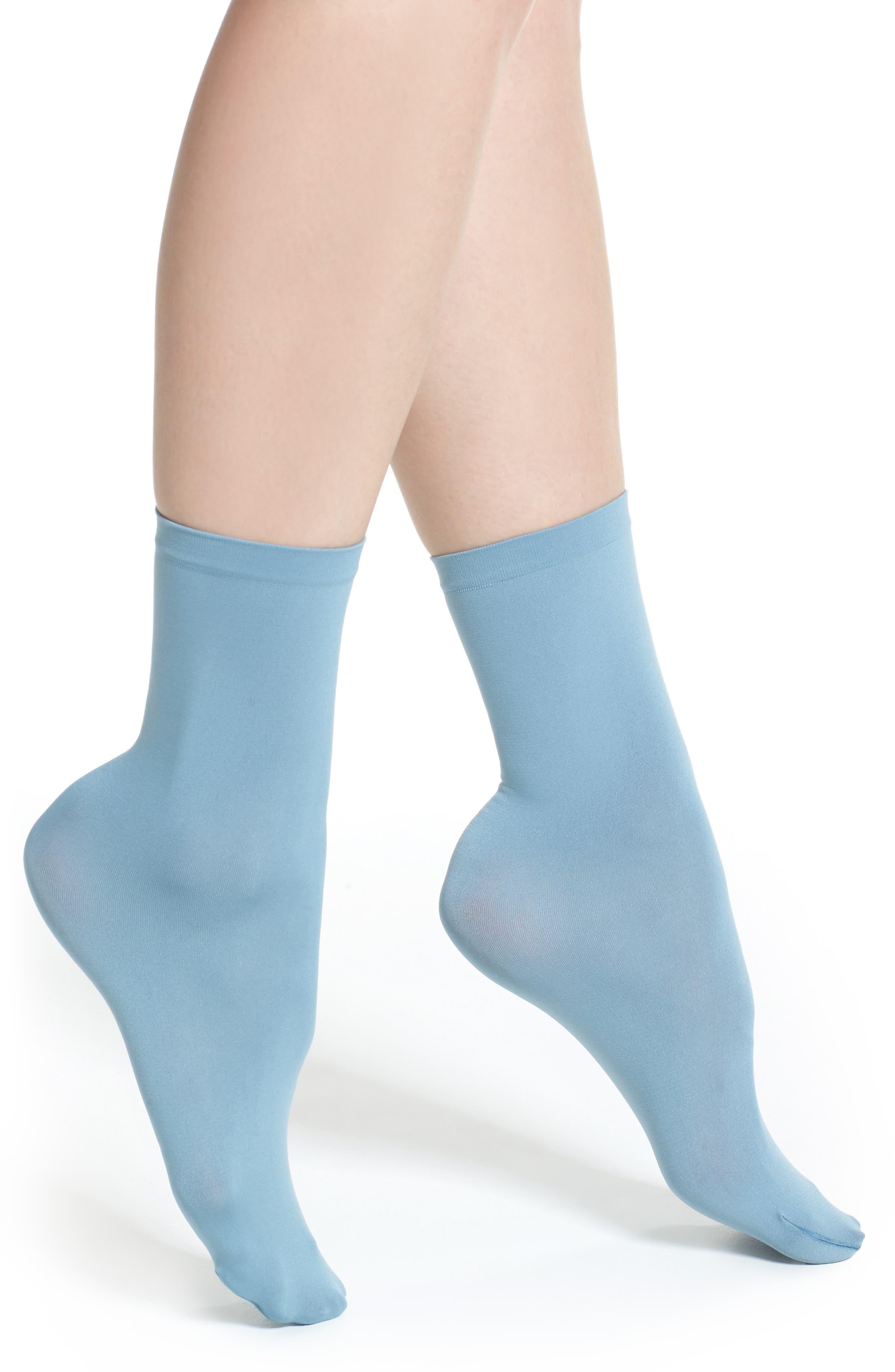 Velvet 66 Trouser Socks,                         Main,                         color, Horizon
