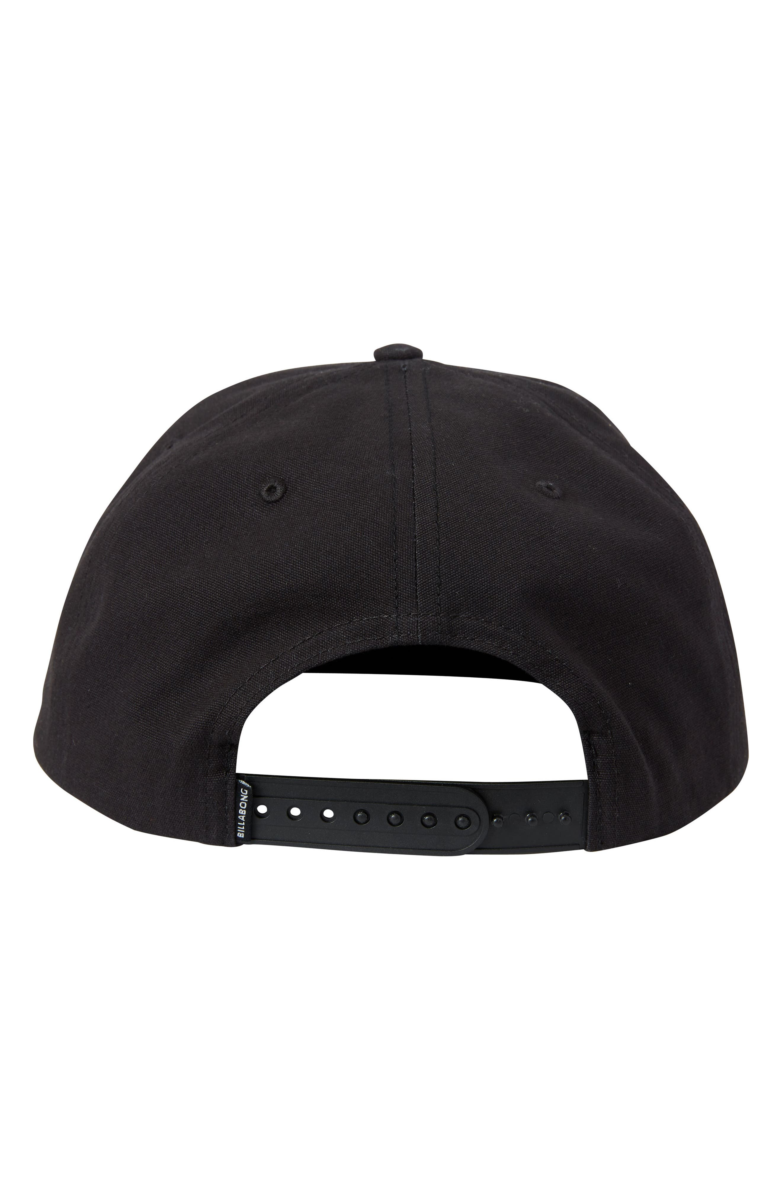 All Day Snapback Baseball Cap,                             Alternate thumbnail 2, color,                             Stealth